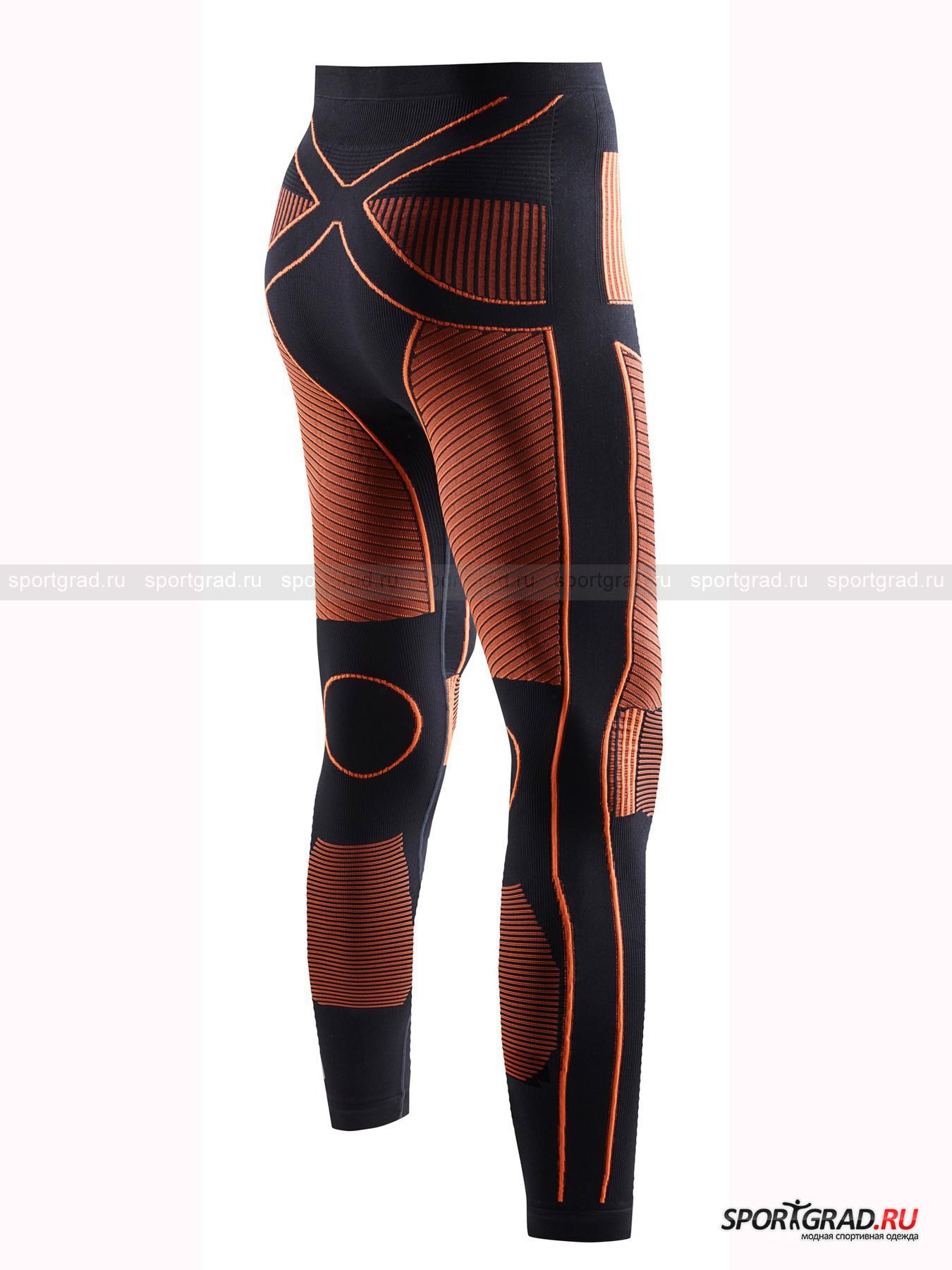 Белье: термолеггинсы детские Pants Long ACC X-BIONIC для занятий спортом от Спортград