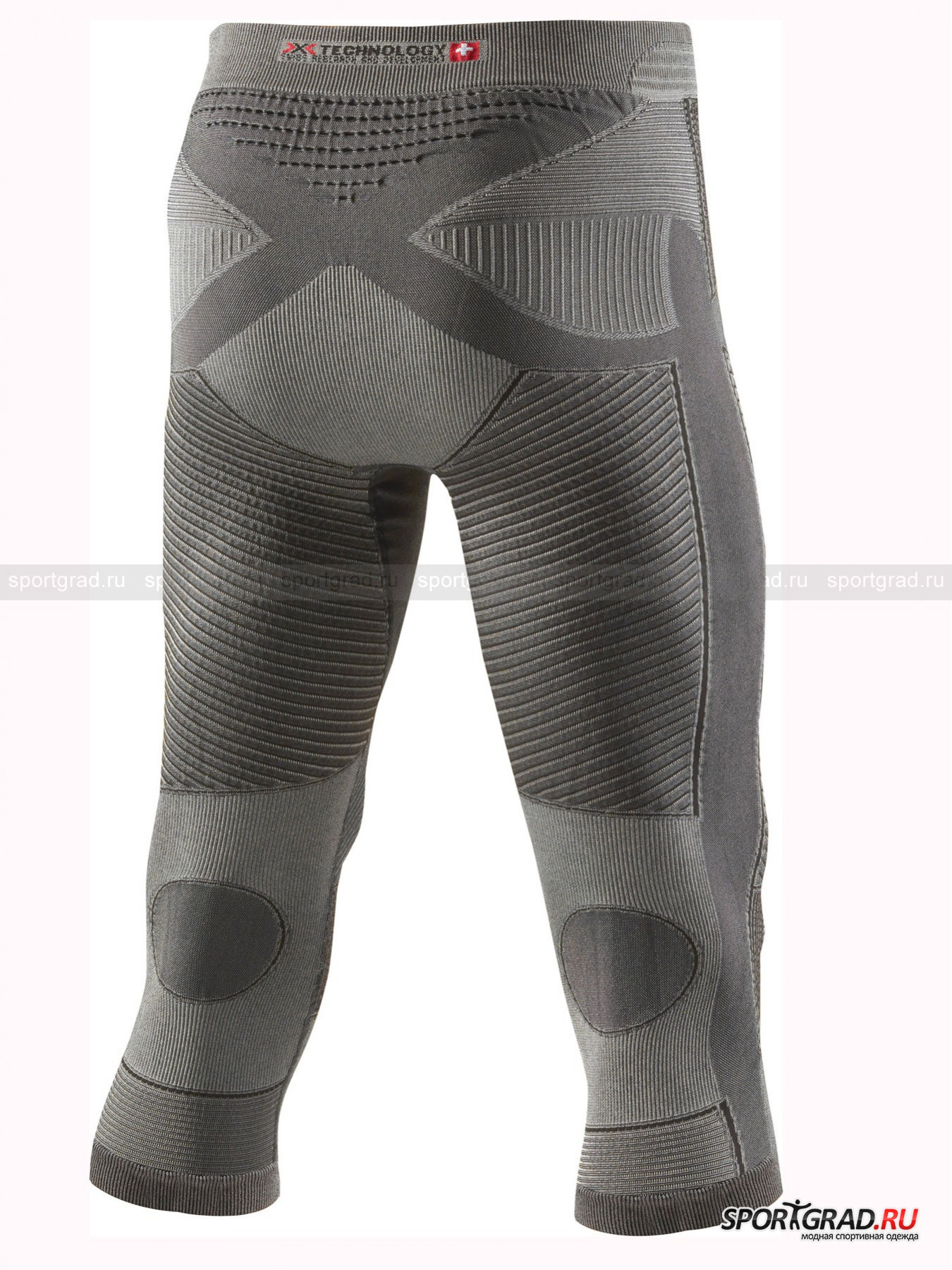 Белье: термобриджи мужские Pants Med RADIACTOR X-BIONIC для занятий спортом от Спортград