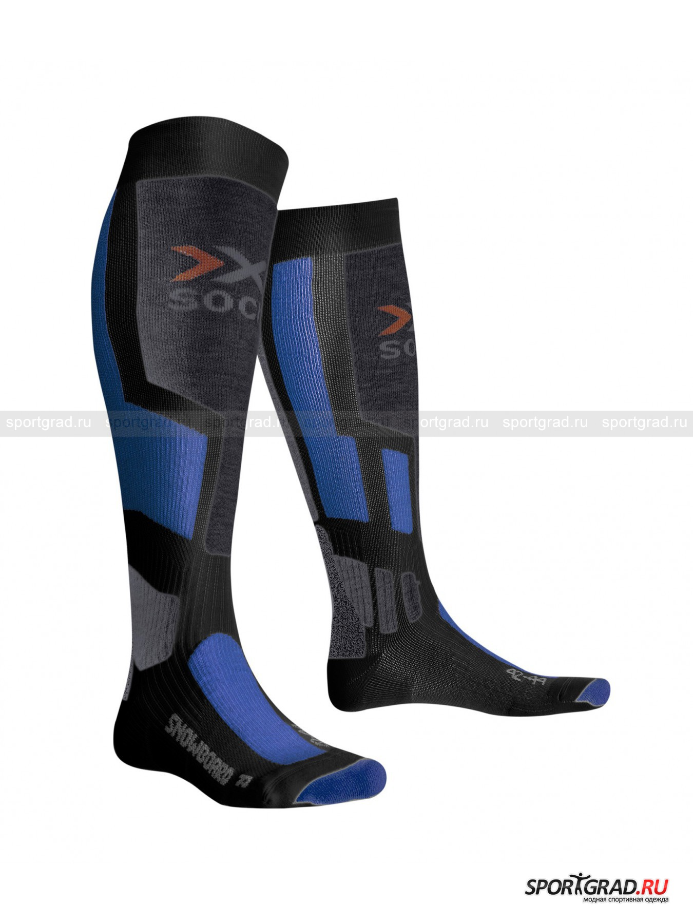 Носки унисекс SNOWBOARD  X-SOCKS