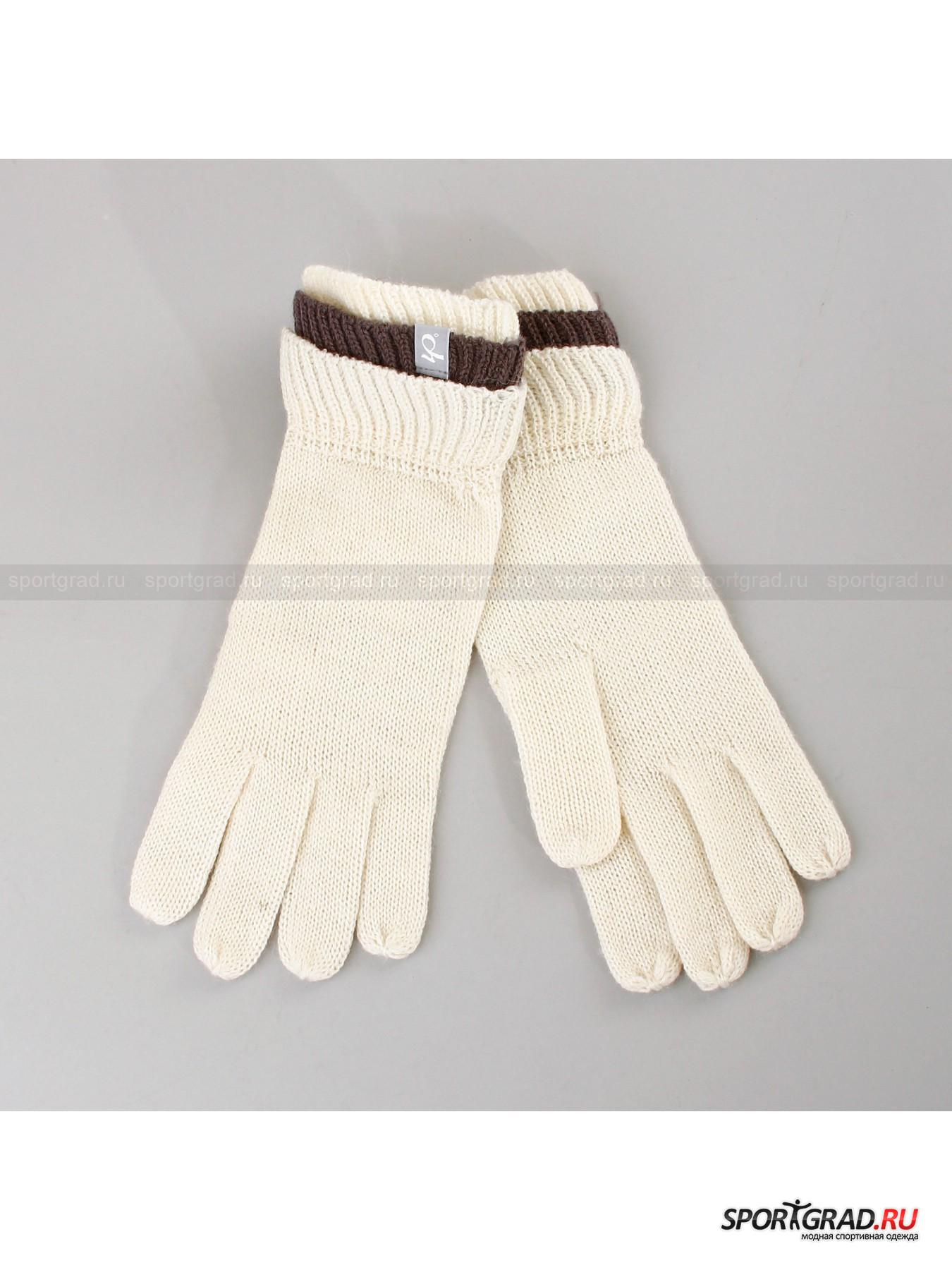 Перчатки женские вязаные DEHA от Спортград