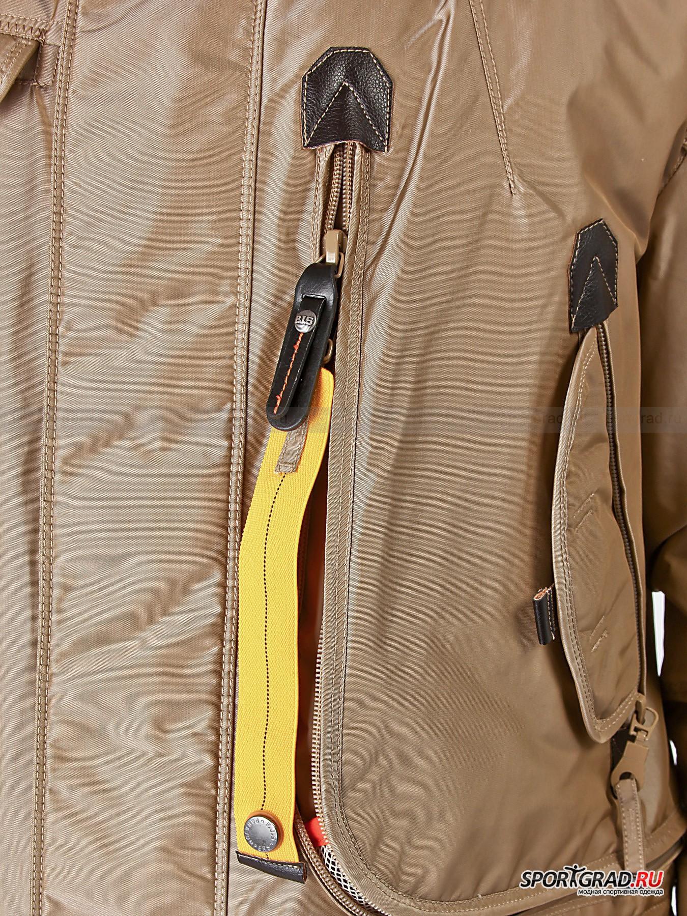 Куртка мужская с пристегивающейся теплой подкладкой Right Hand PARAJUMPERS от Спортград