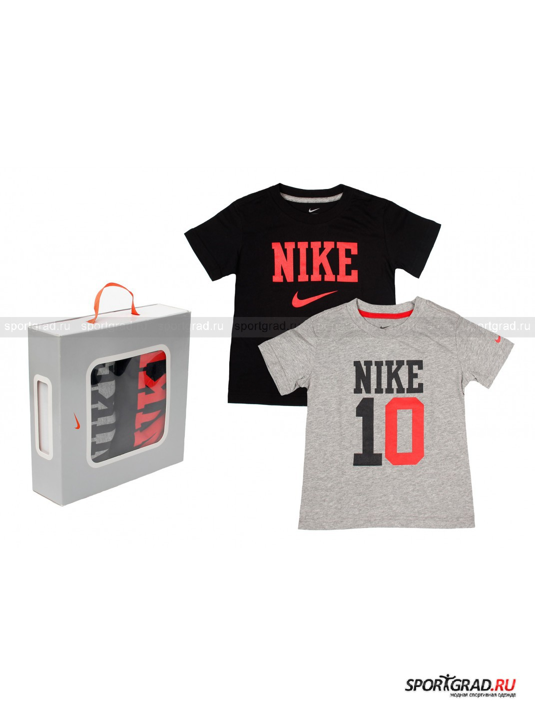 Комплект детский ATHLETIC DOUBLE TEE GIFT PACK NIKE