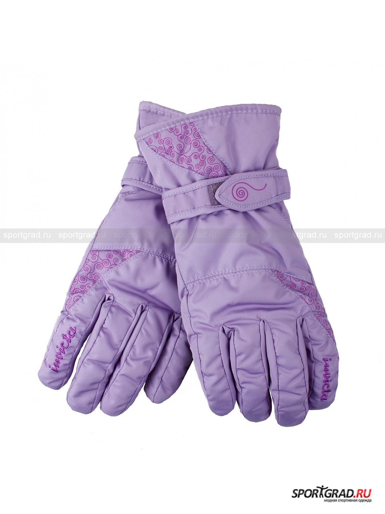 Перчатки женские Saphire lady INVICTA от Спортград