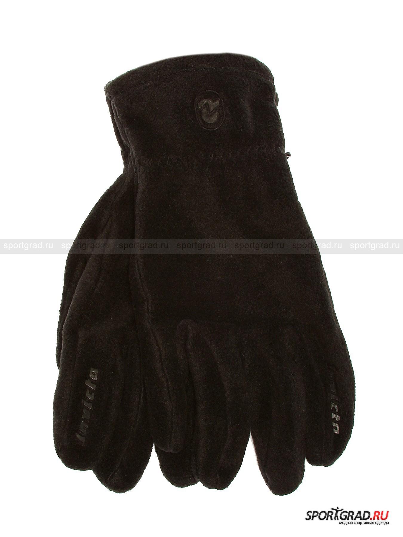 Перчатки из флиса Essential Pile INVICTA от Спортград