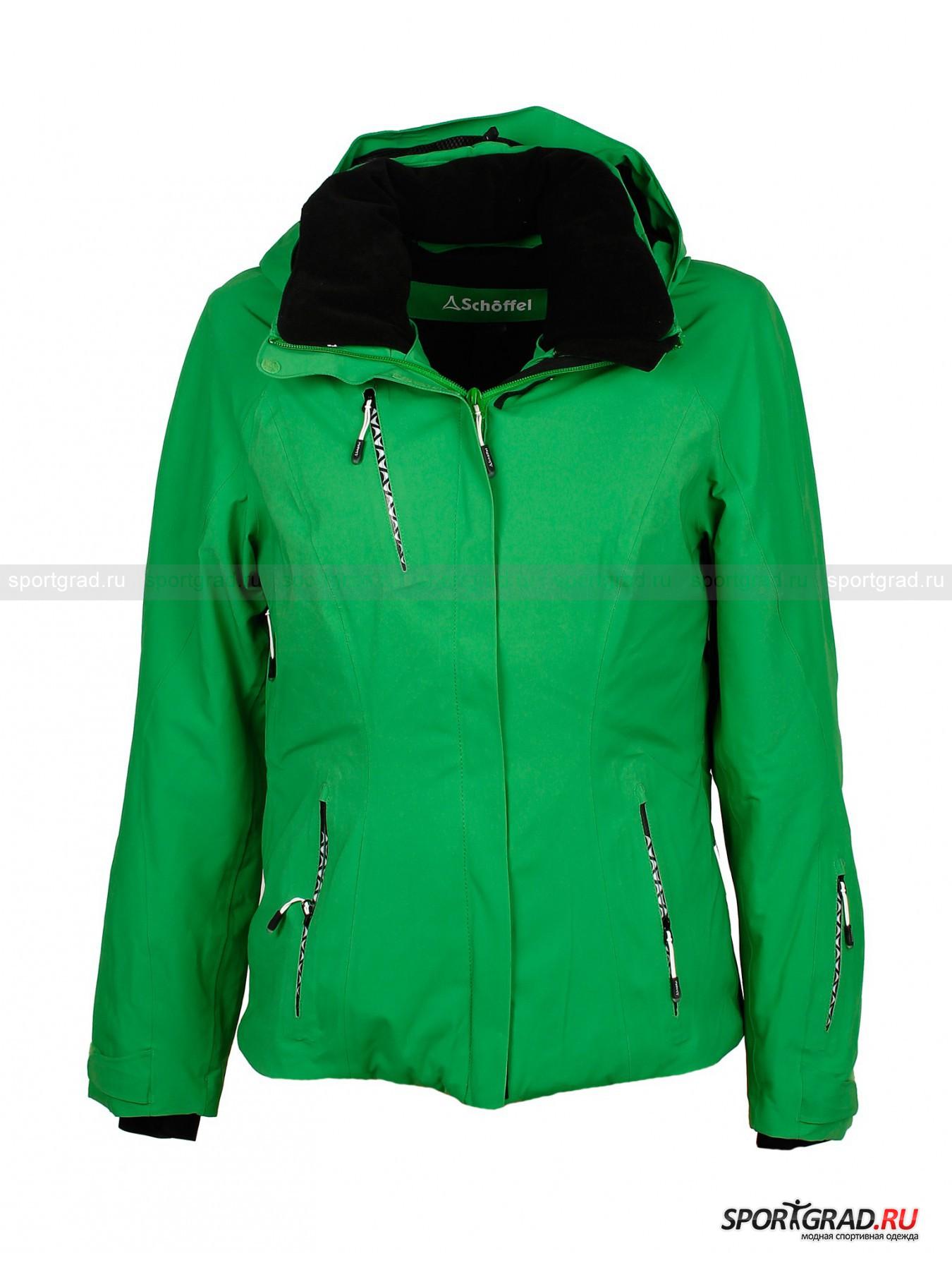 Куртка горнолыжная женская Lindsay SCHOFFEL от Спортград