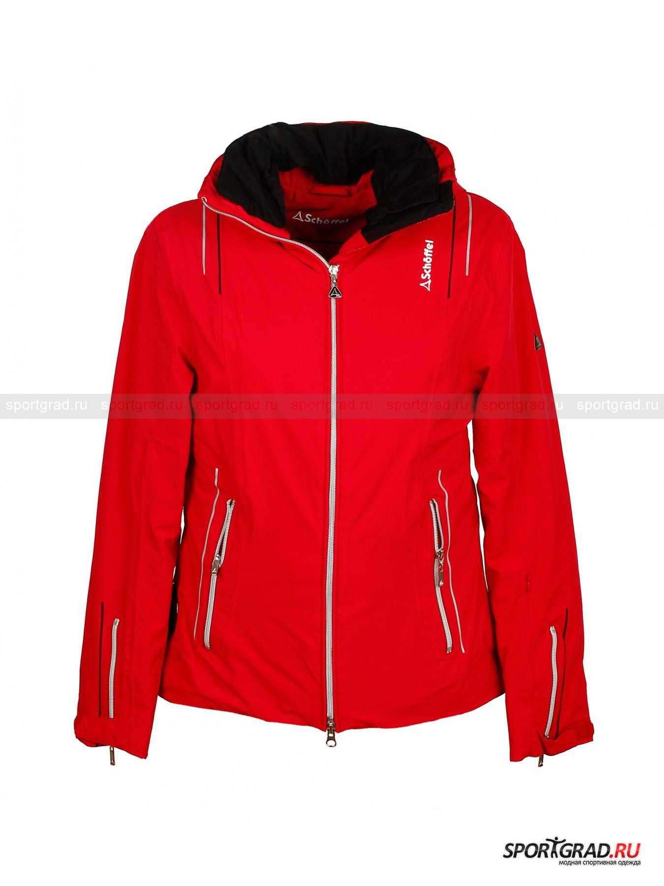 Куртка горнолыжная женская Ava SCHOFFEL от Спортград