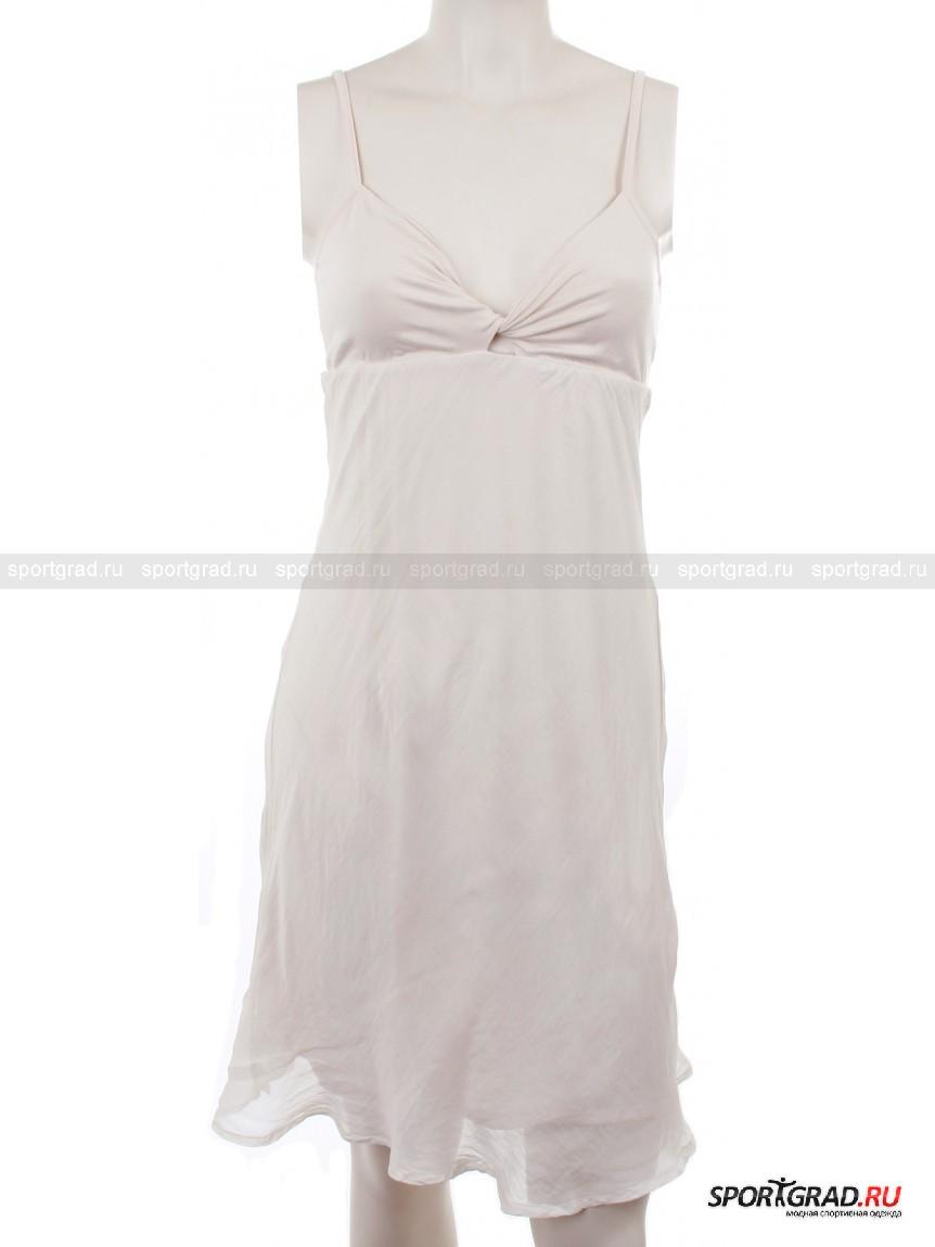 Платье женское двухслойное Deha от Спортград