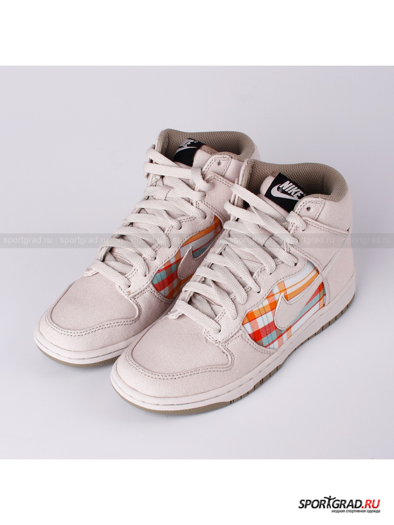 Кроссовки жен NIKE DUNK HIGH SKINNY NIKE