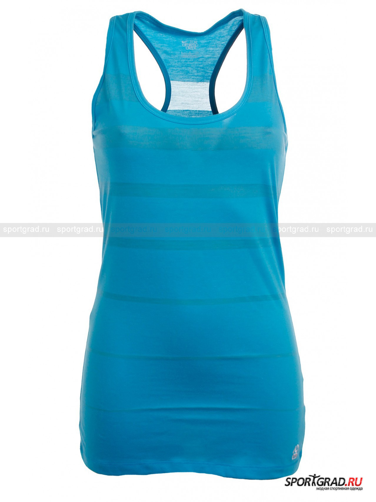 Топ жен VARIGATED BURNOUT TANK NIKE