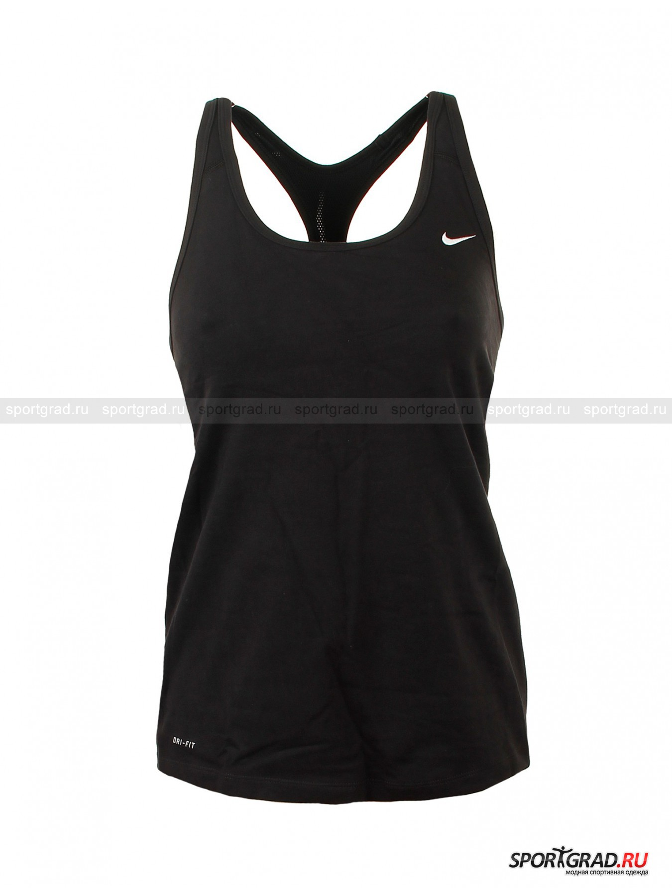 Топ жен INDY RACERBACK LONG NIKE