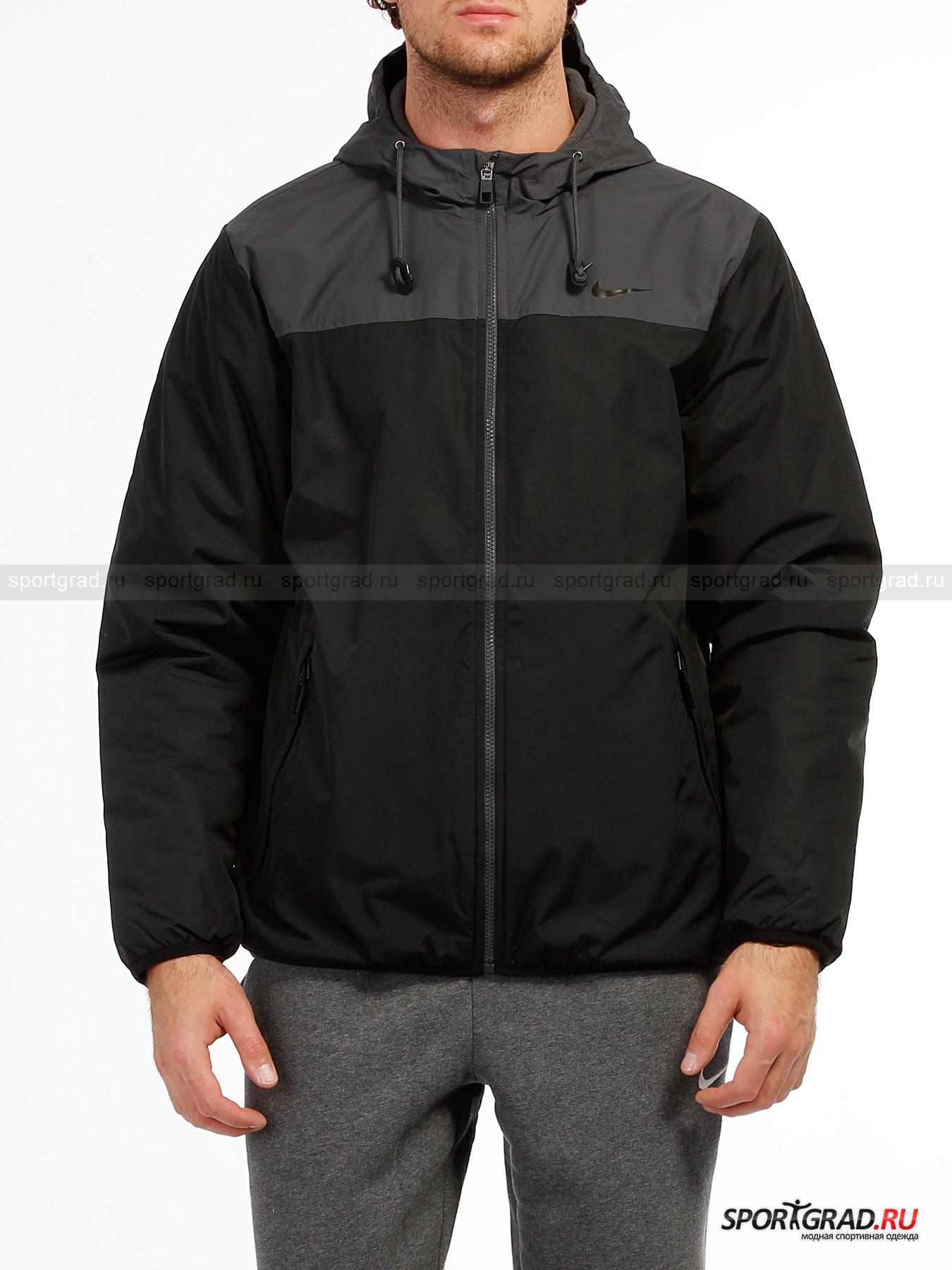Куртка мужская флис FLEECE LINED JACKET NIKE
