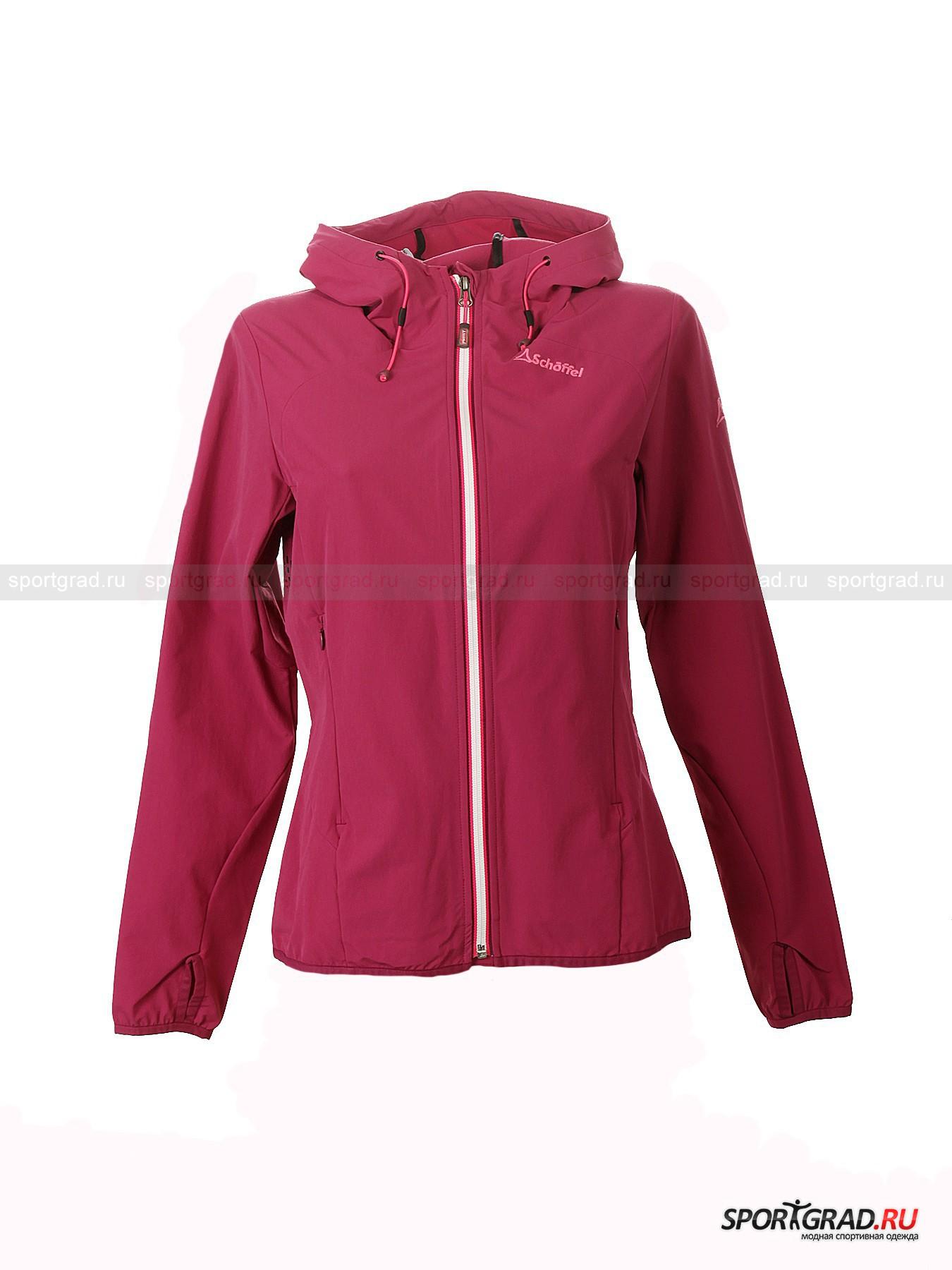 Куртка ветровка женская SCHOFFEL Electra от Спортград