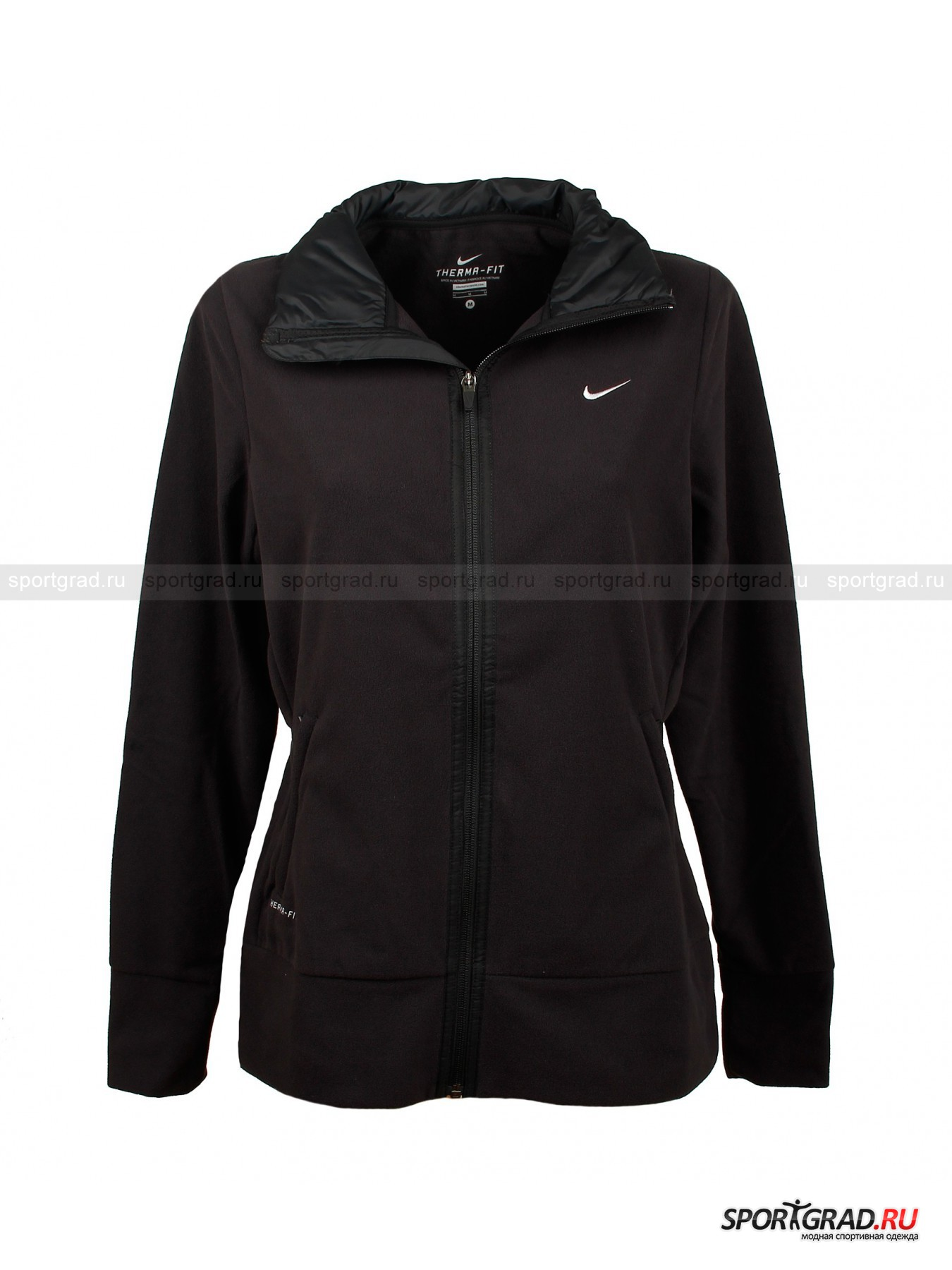 Куртка женская THERMA-FIT F/Z MID LAYER NIKE