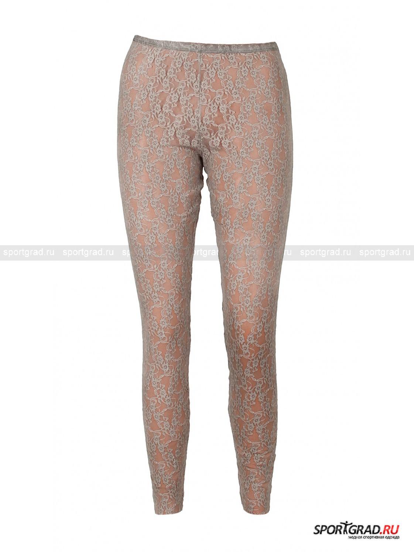 Леггинсы женские DEHA из эластичного кружеваЛеггинсы, Рейтузы<br>Кружевные женские леггинсы DEHA из эластичного материала, сквозь который просвечивает кожа, хороши в сочетании с туниками и юбками, идеально подходя для создания романтичного и в чем-то пикантного образа. Низ модели обыгрывает стиль а-ля гранж - край леггинсов нарочно оставлен необработанным.<br><br>Длина изделия 86 см (размер S).<br><br>Пол: Женский<br>Возраст: Взрослый<br>Тип: Леггинсы, Рейтузы<br>Рекомендации по уходу: Изделию показана стирка при температуре 30° и глажка при температуре, не превышающей 110°. Запрещены отбеливание, химчистка и сушка в стиральной машине или электросушилке для белья.<br>Состав: 100% полиамид