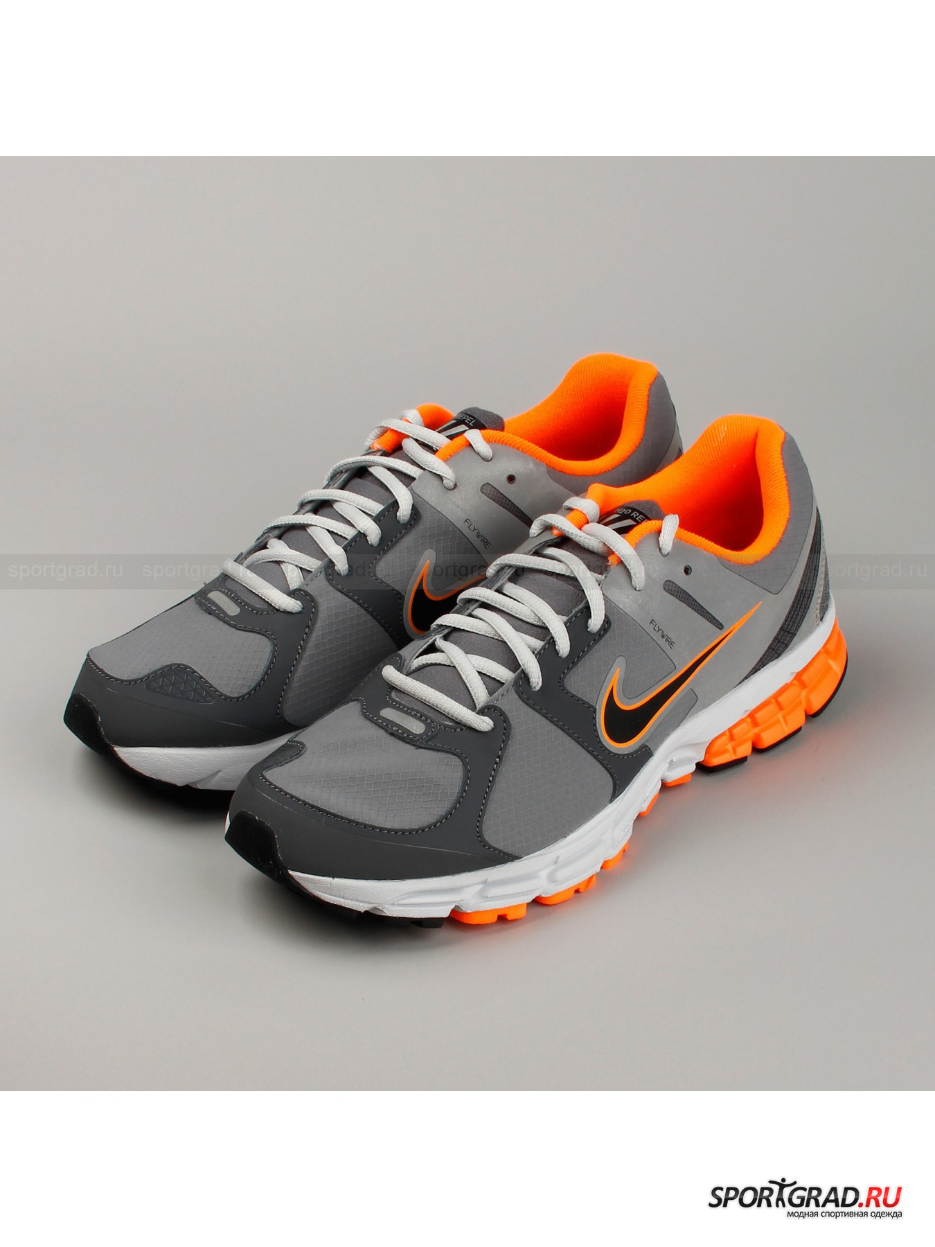 Кроссовки муж NIKE ZOOM STRUCTURE+ 15 SHIELD NIKE