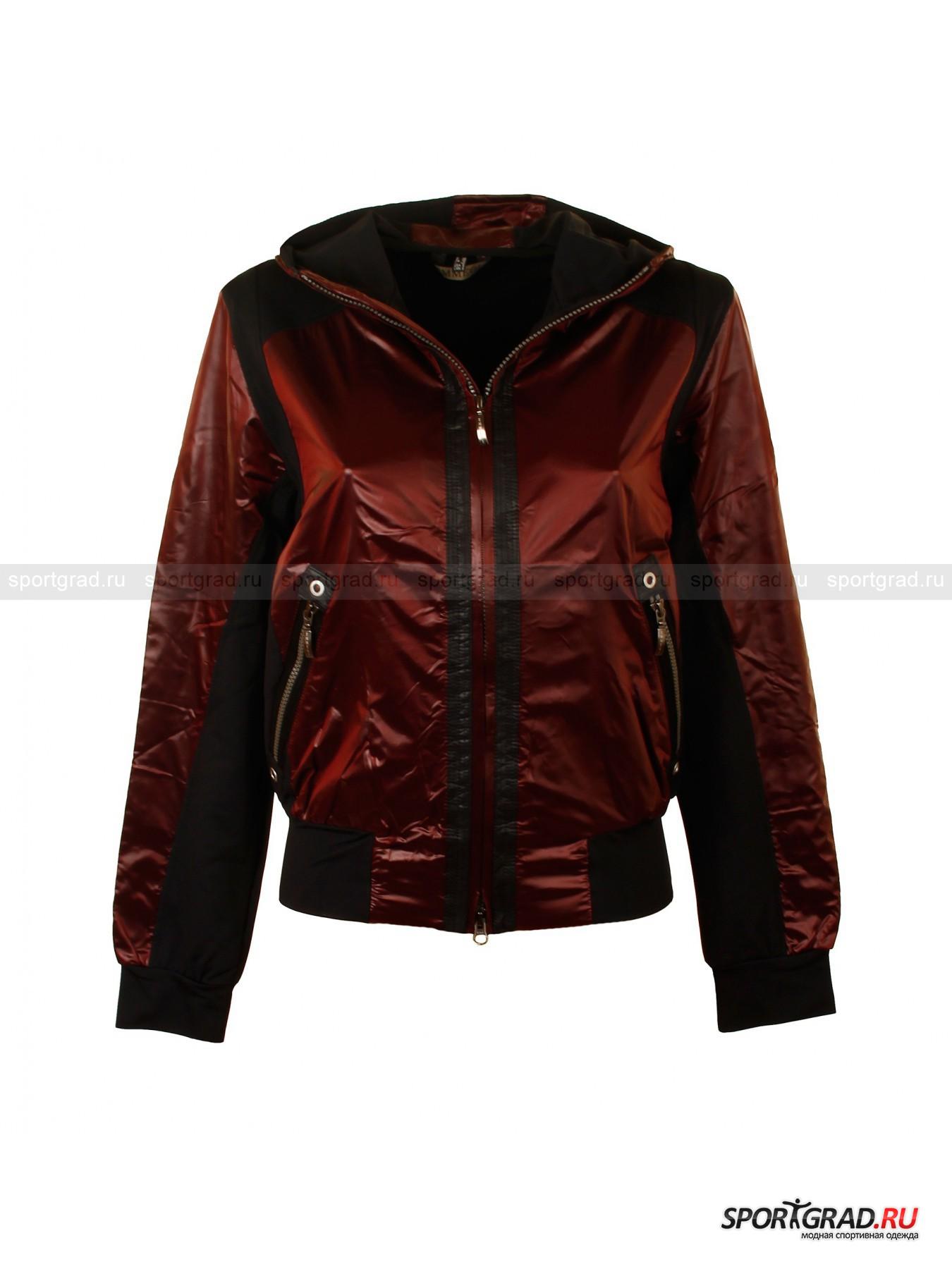 Куртка женская флис Kara EMMEGI от Спортград