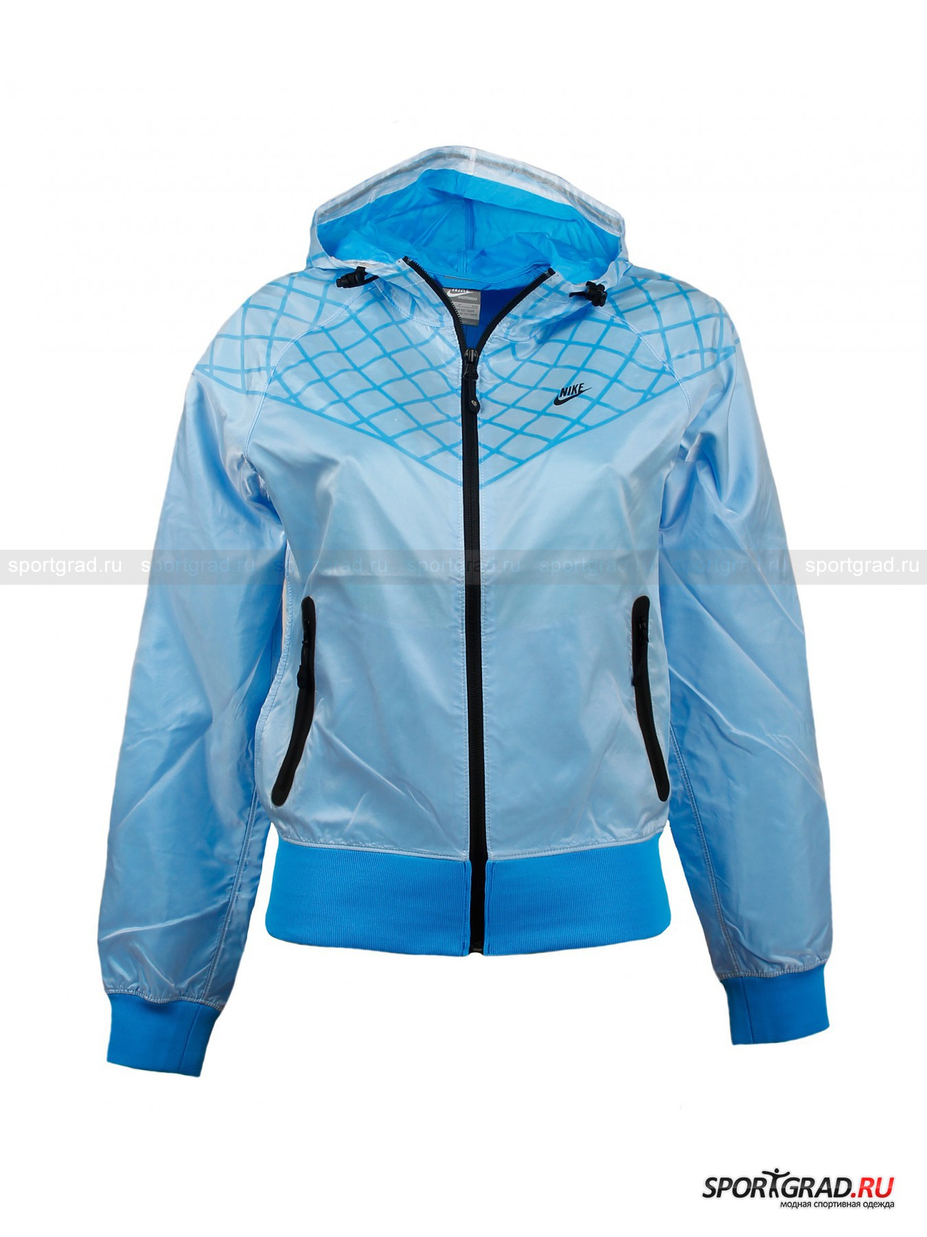 Куртка жен FUSED WINDRUNNER NIKE