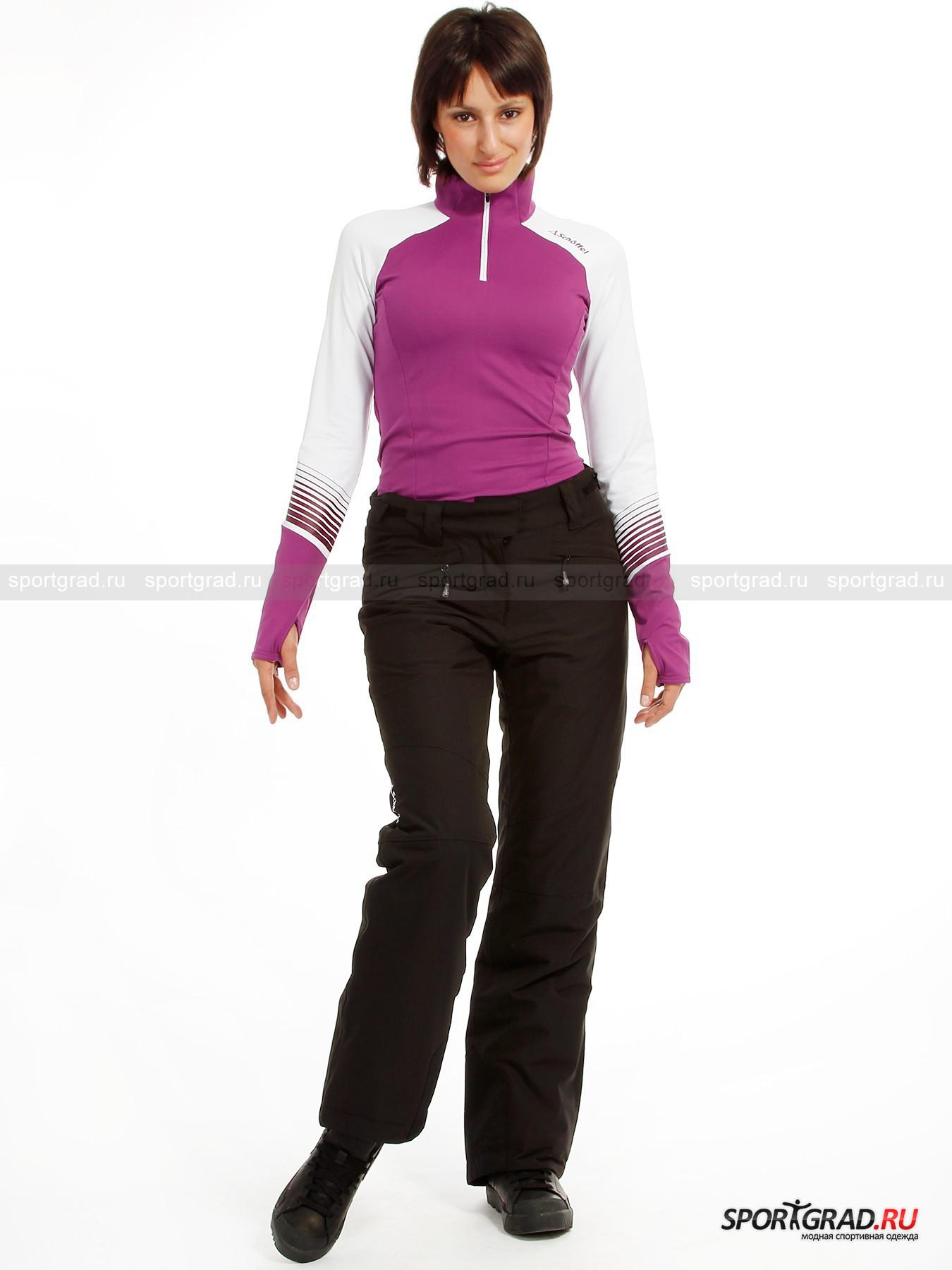 Водолазка женская Marvel Shirt SCHOFFEL от Спортград