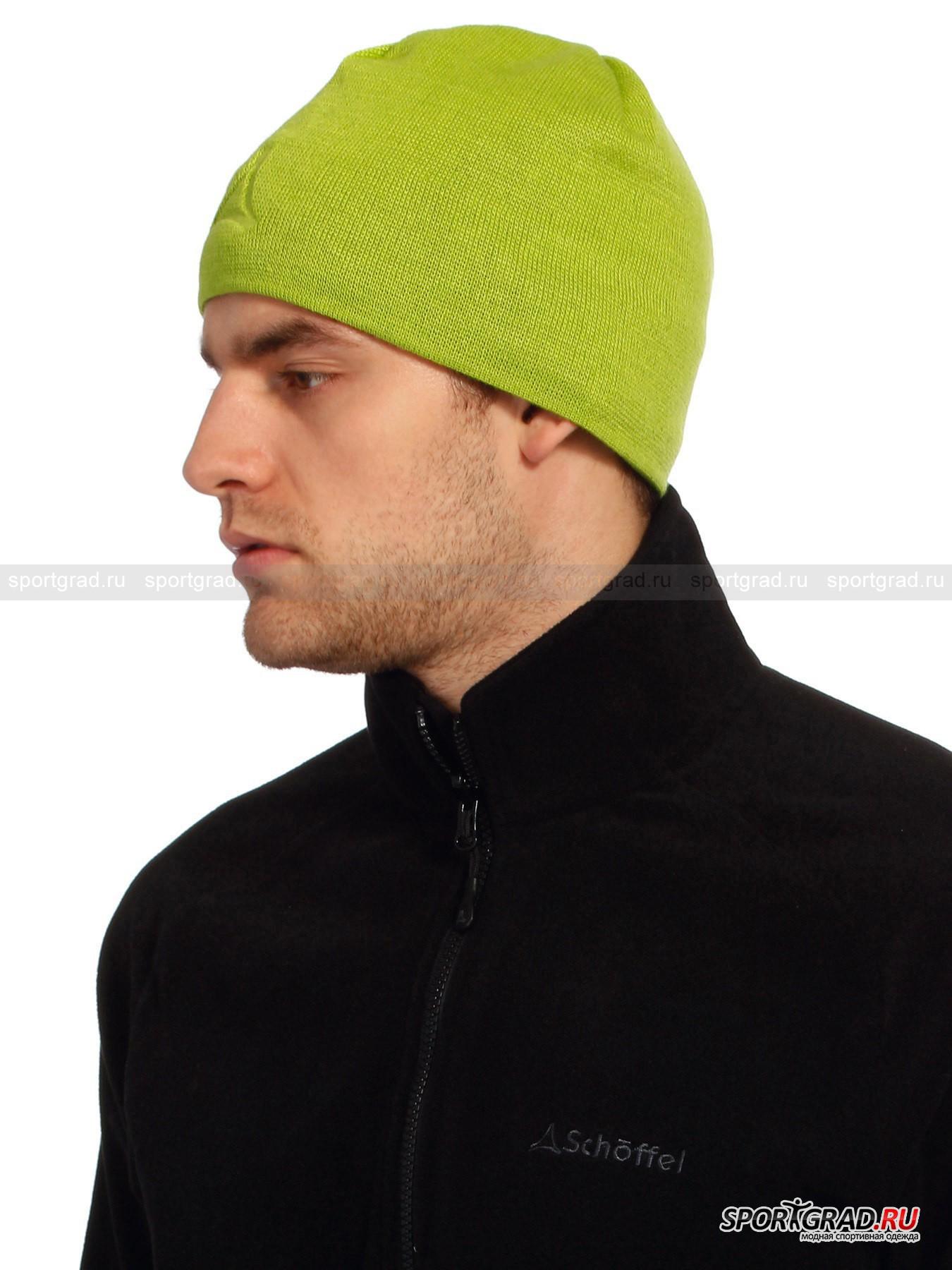 Мужская шапка SCHOFFEL Lewis