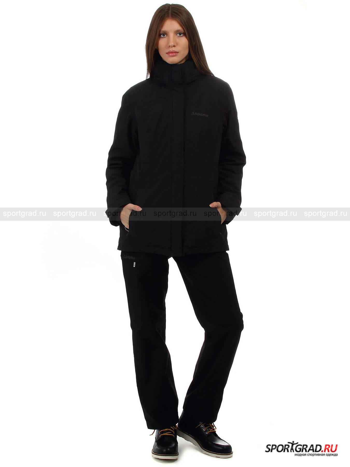 Куртка женская походная  Sion I DJ SCHOFFEL от Спортград