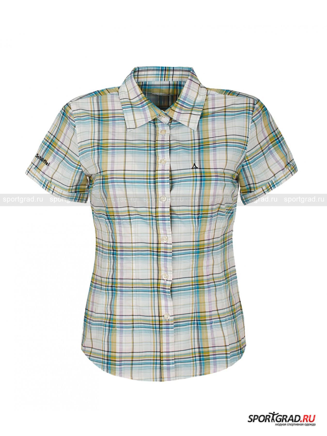 Рубашка женская SCHOFFEL Nande UV от Спортград