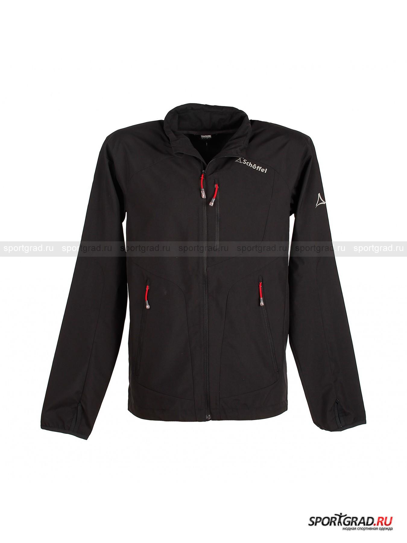 Куртка ветровка мужская SCHOFFEL Light Shell M от Спортград