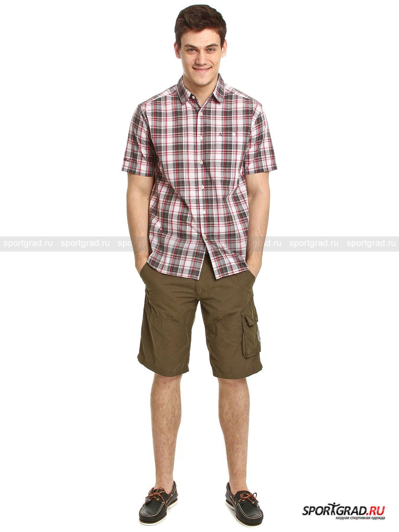 Рубашка мужская SCHOFFEL Nuru от Спортград