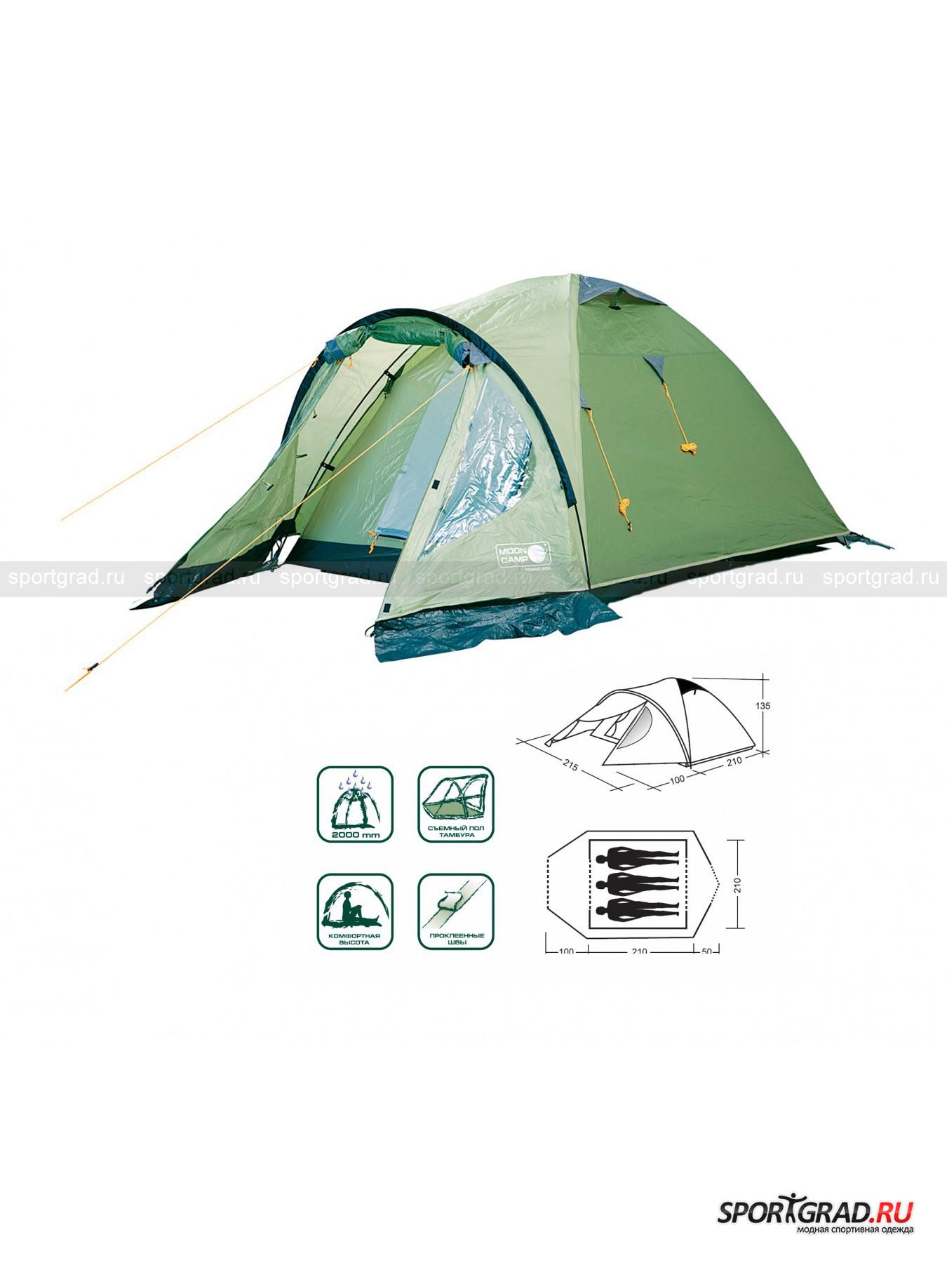 Палатка Torino 300 MOON CAMP от Спортград
