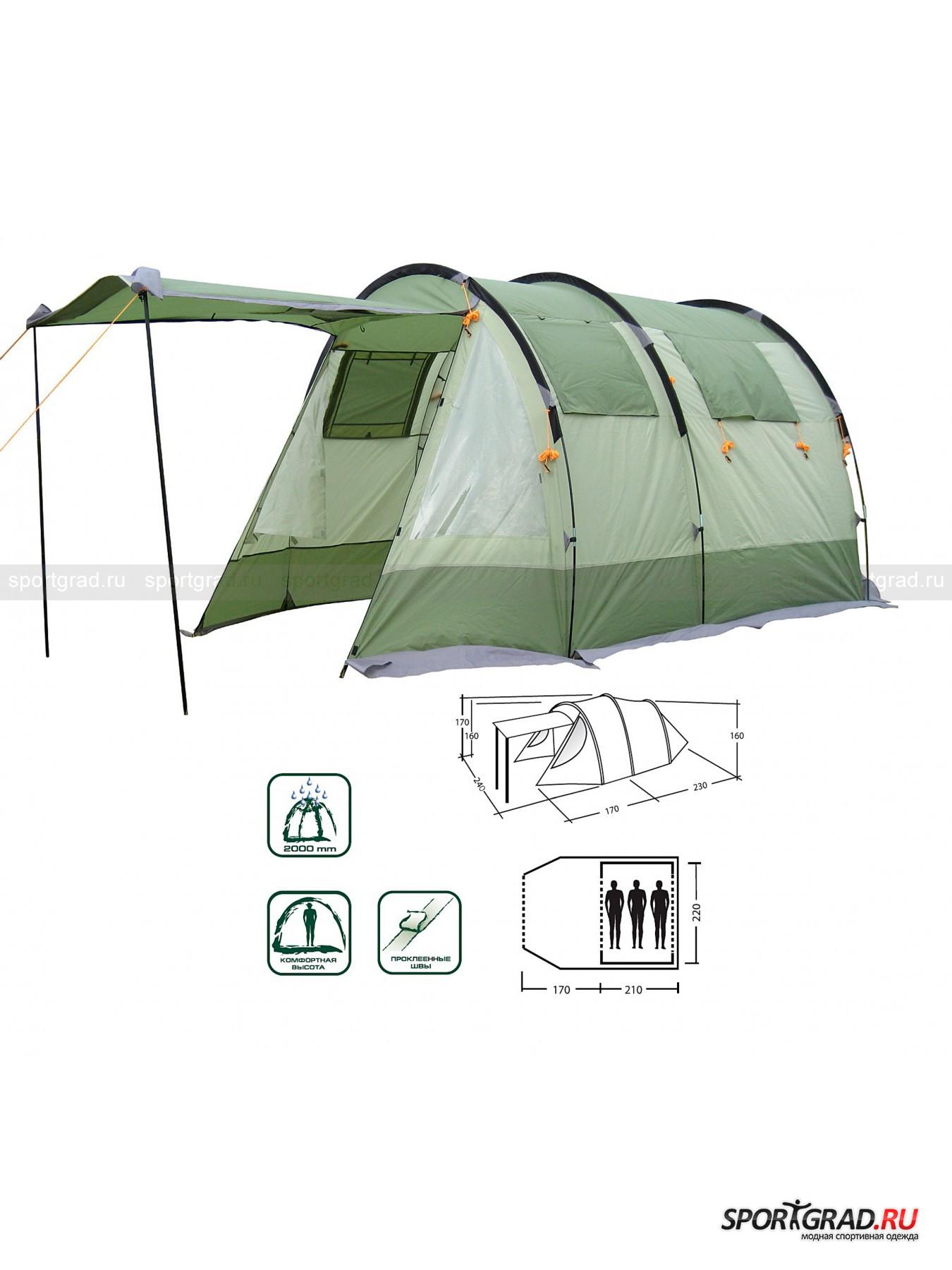 Палатка Varda 300 MOON CAMP от Спортград