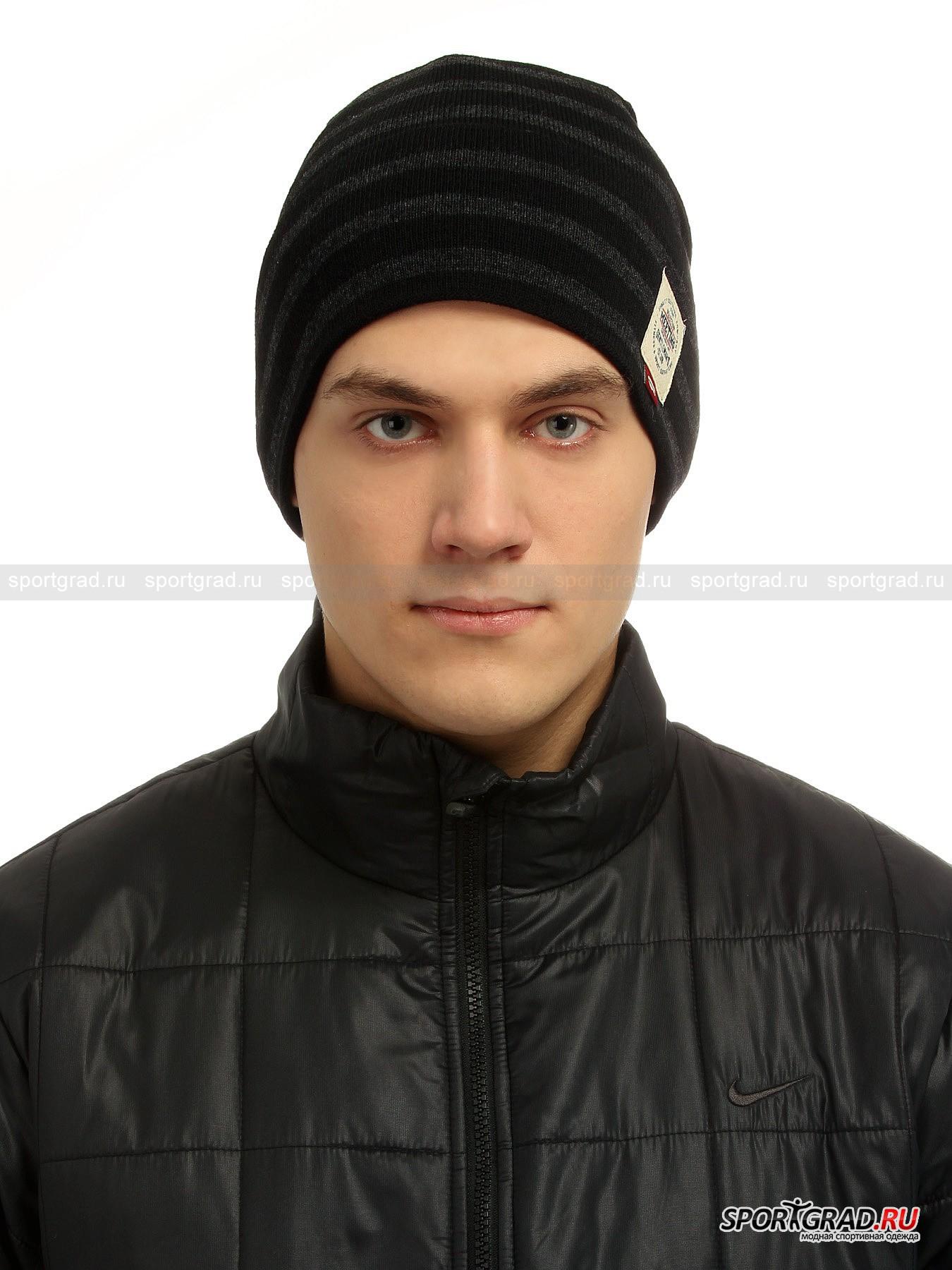 Шапка мужcкая Wool Beanie MEETING от Спортград