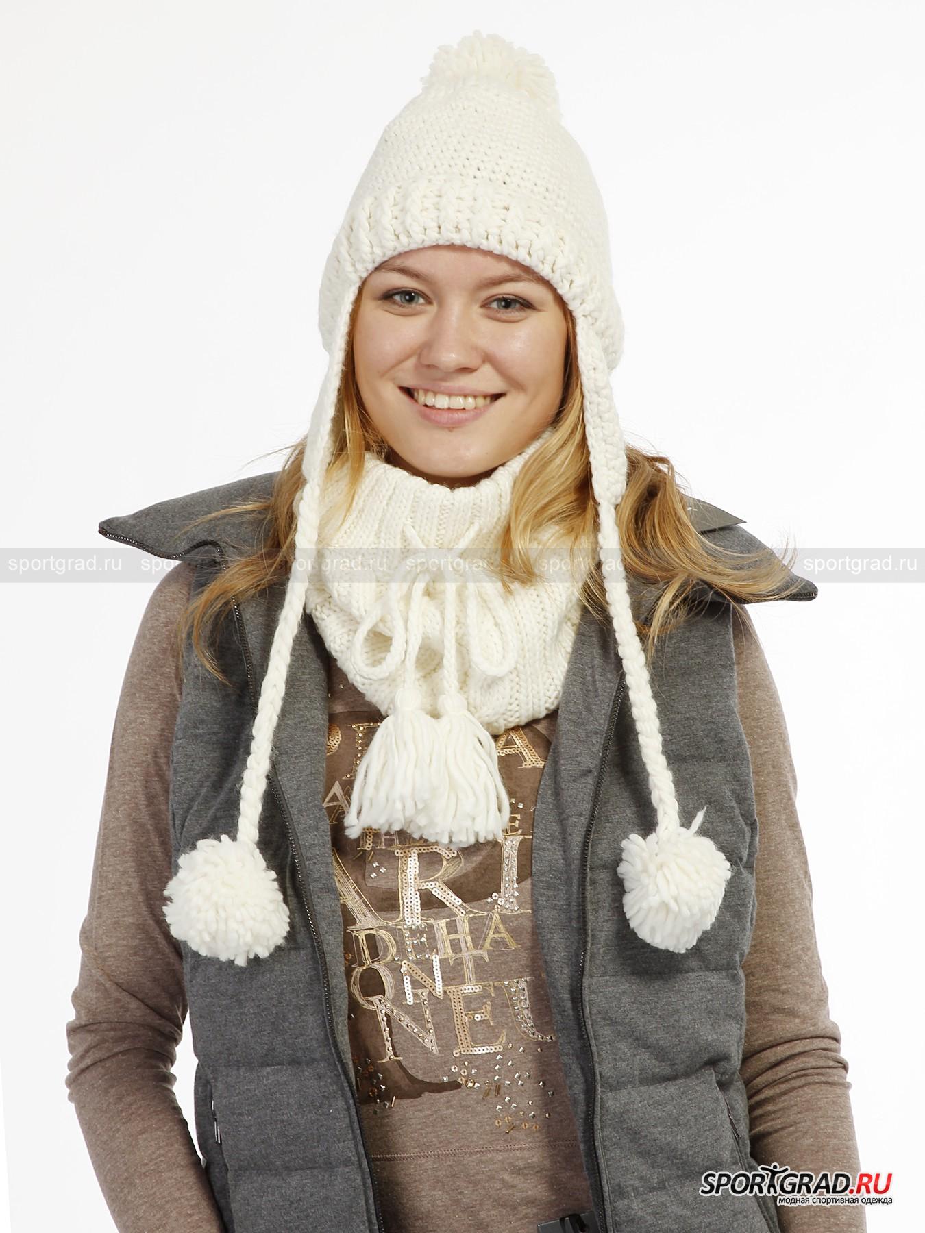 Женская шапка DEHA Wool cap