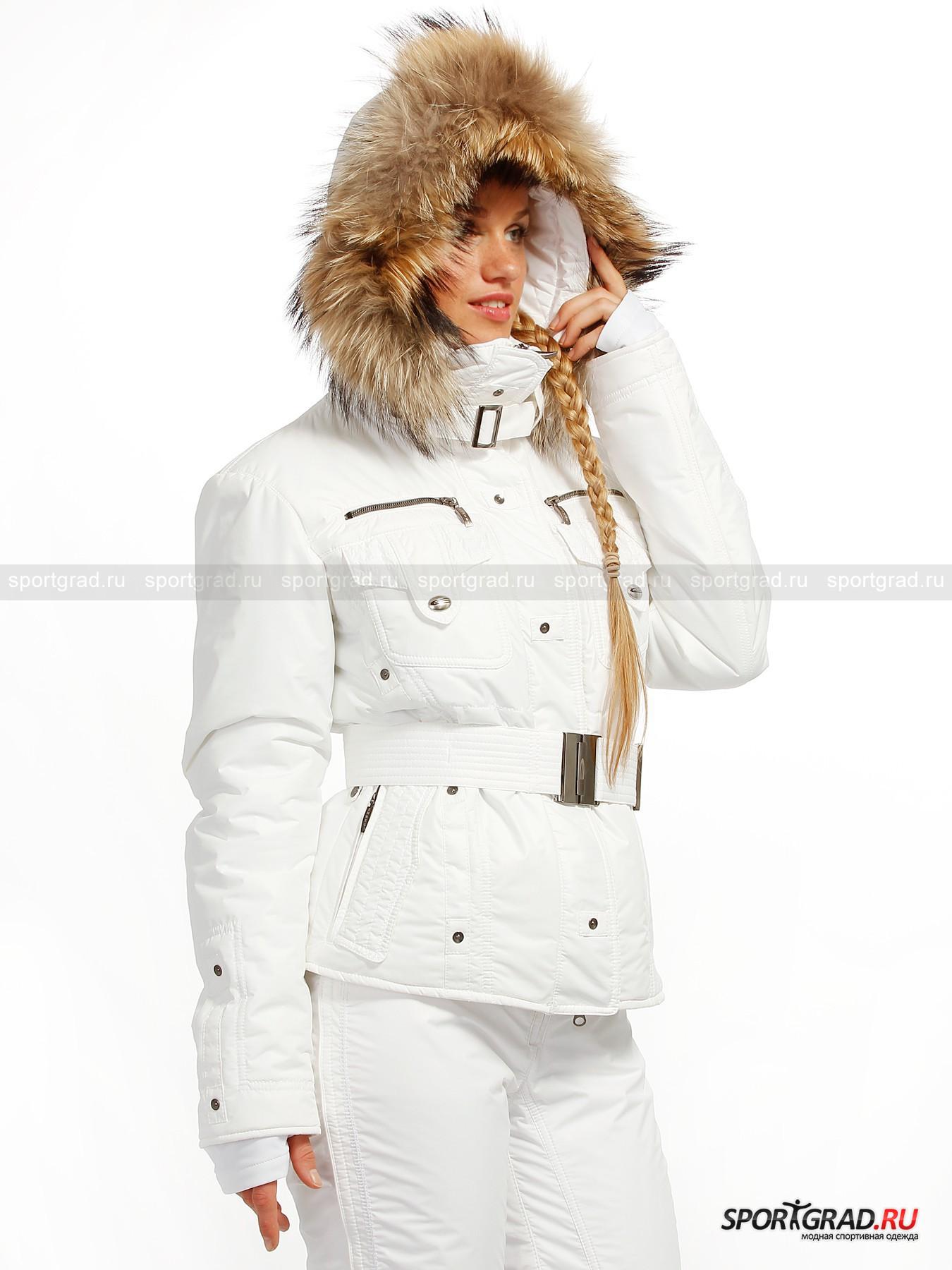 куртки с мехом цены - Женские куртки