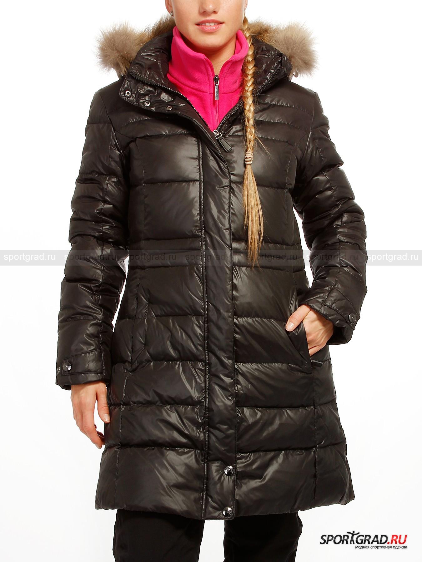 Куртка женская LADY ZIP HOOD JACKET CAMPAGNOLO