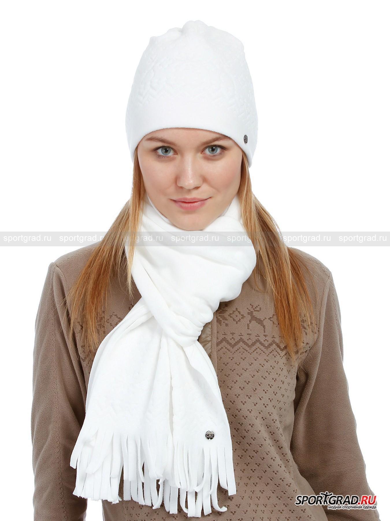 Шапка женская флисовая LADY FLEECE HAT CAMPAGNOLO от Спортград