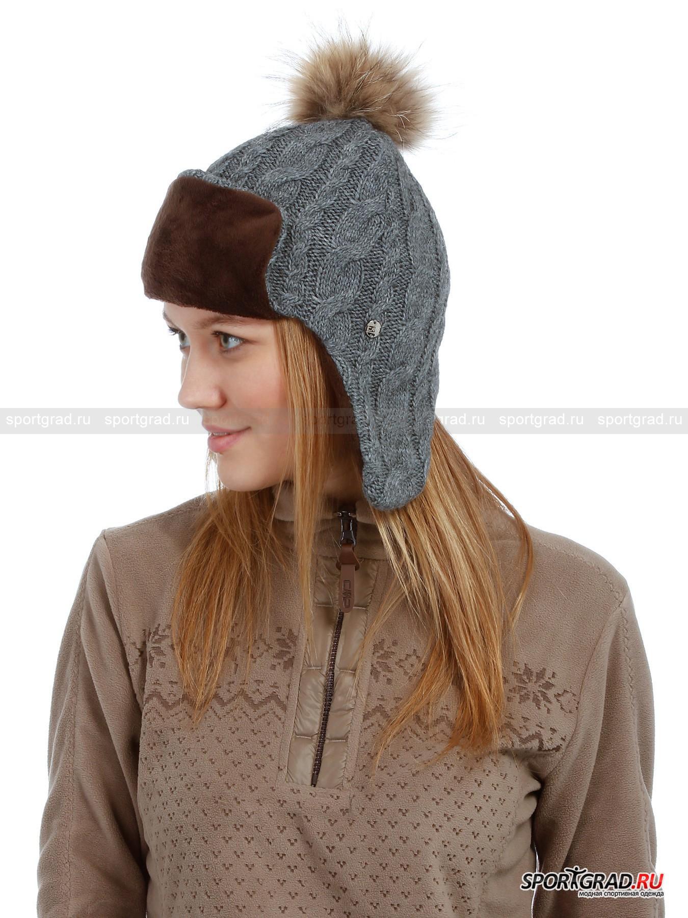 Шапка женская LADY HAT CAMPAGNOLO