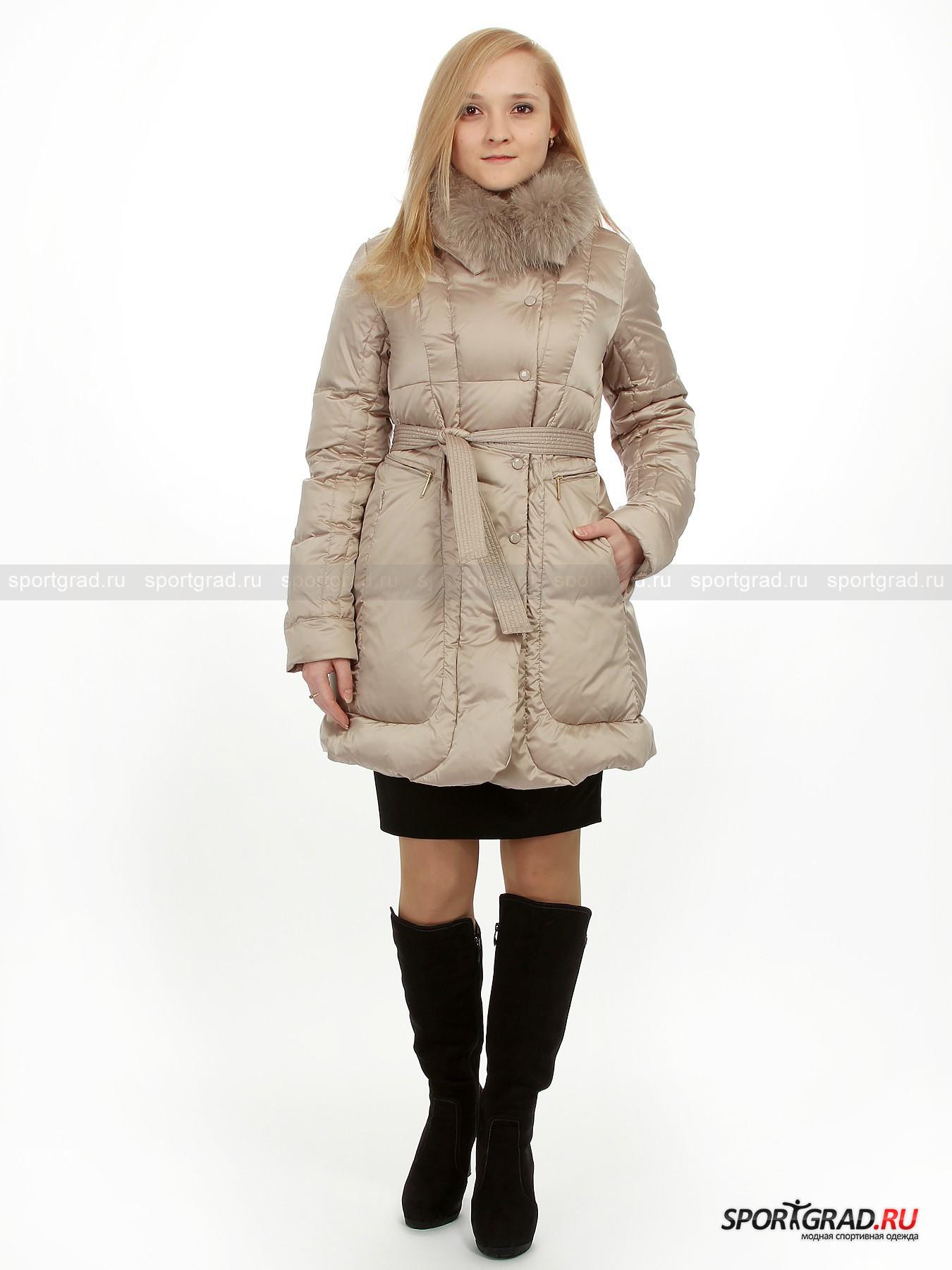 Пальто женское Tresor CINELLI STUDIO от Спортград
