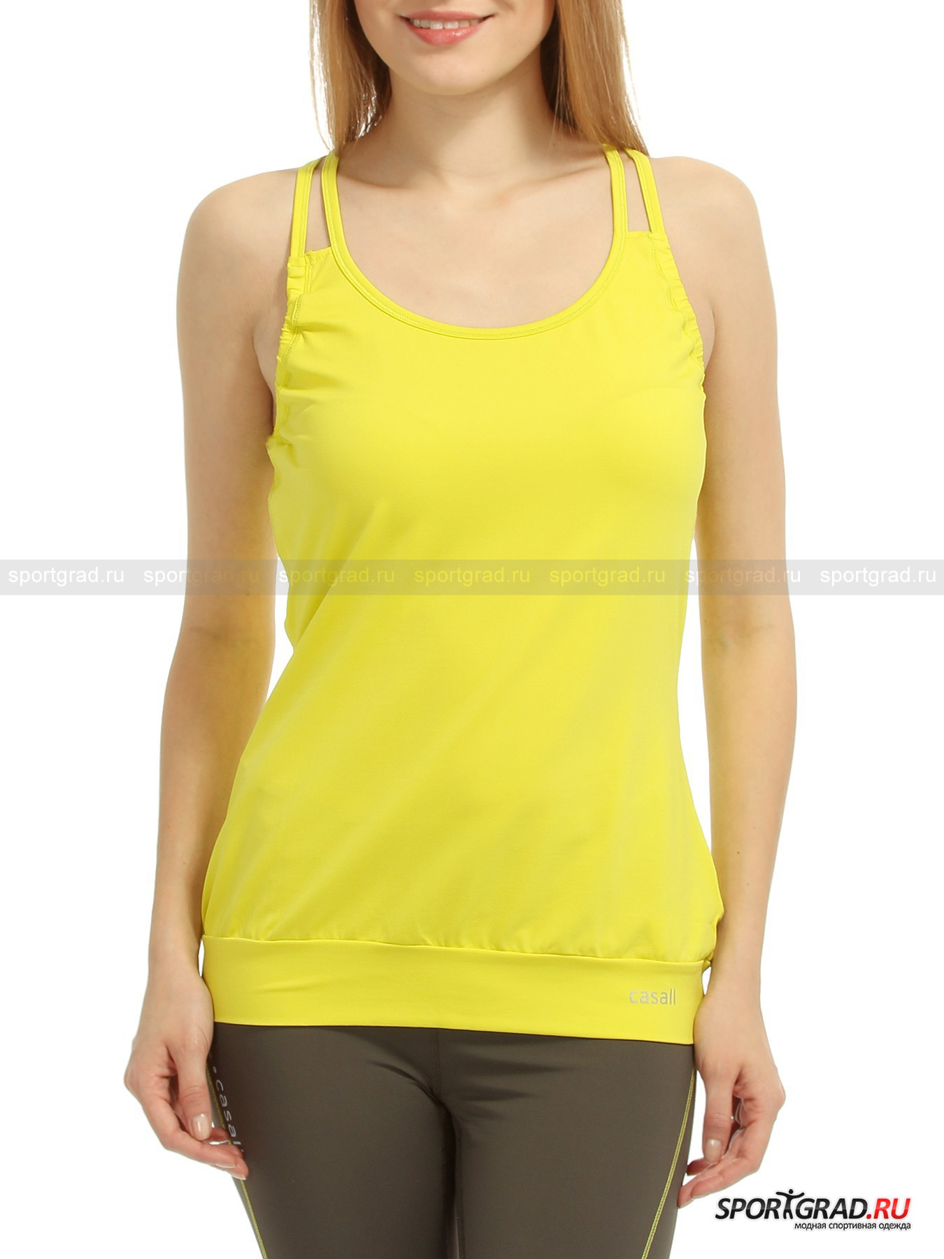 ����� ������� ��� ������� Affection ruched racerback CASALL