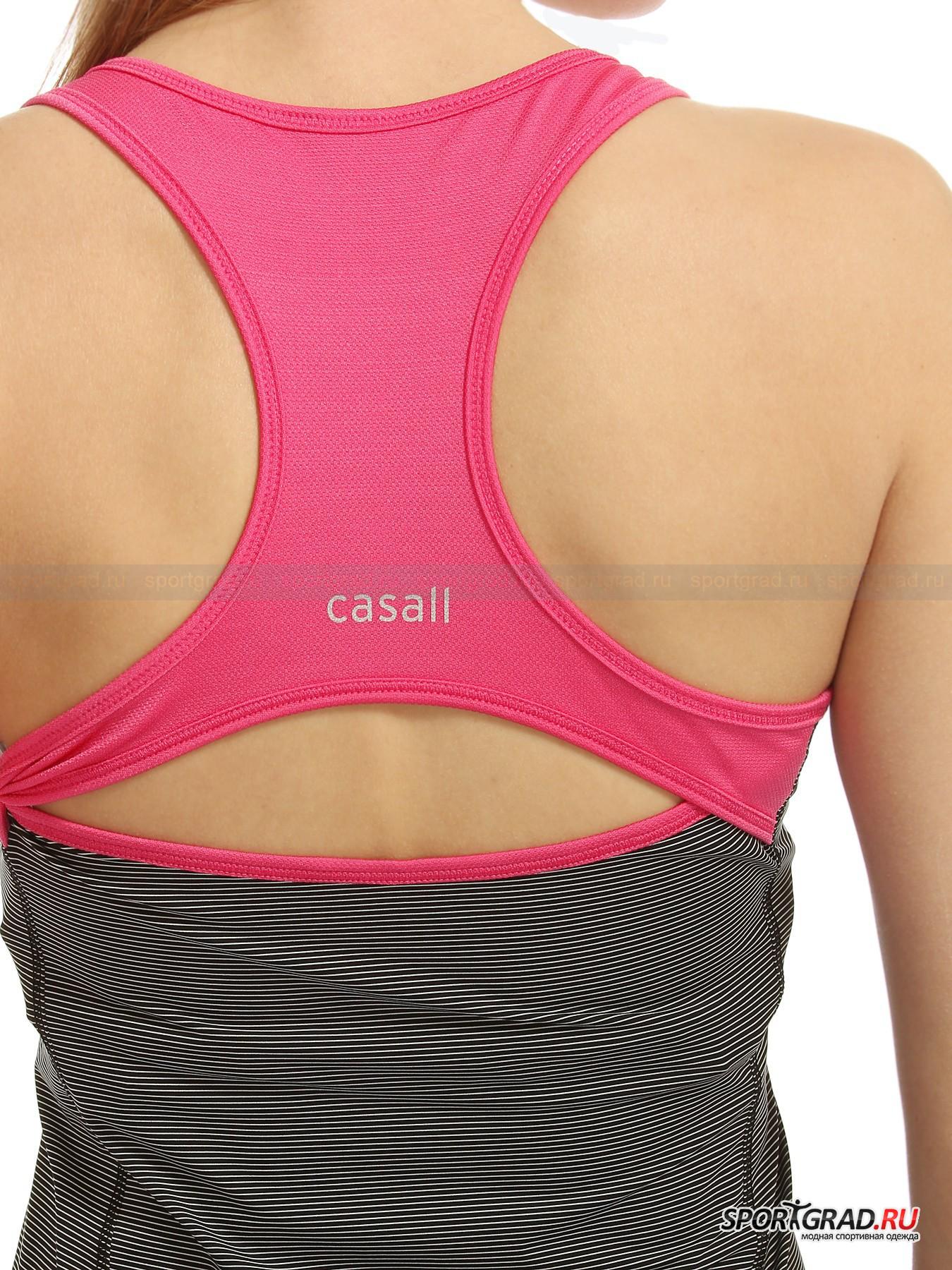 Платье женское для тенниса Devotion tennis dress CASALL от Спортград
