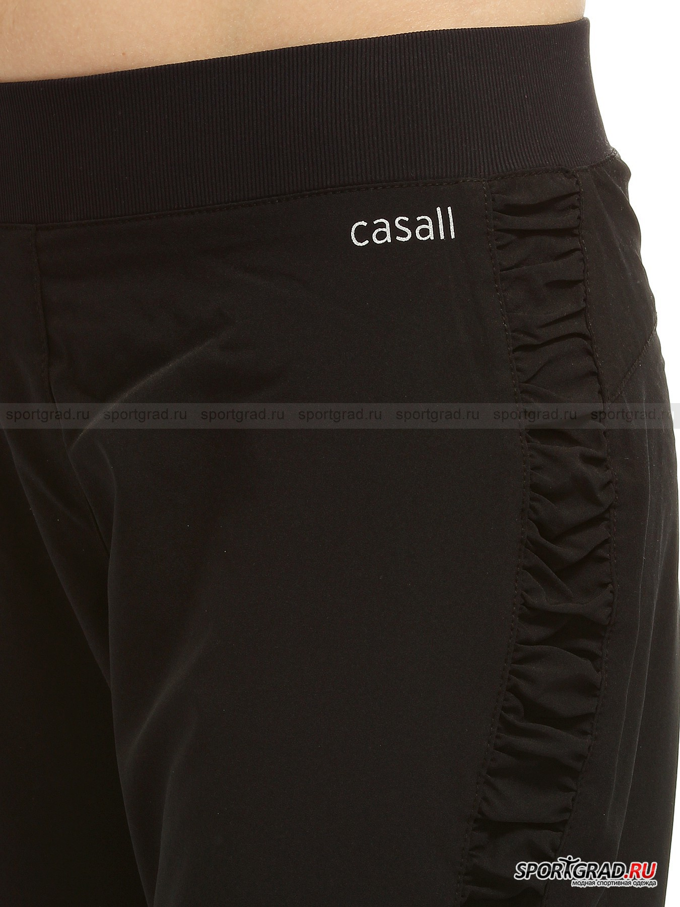 Брюки женские для танцев и фитнеса Move cuff pants CASALL от Спортград