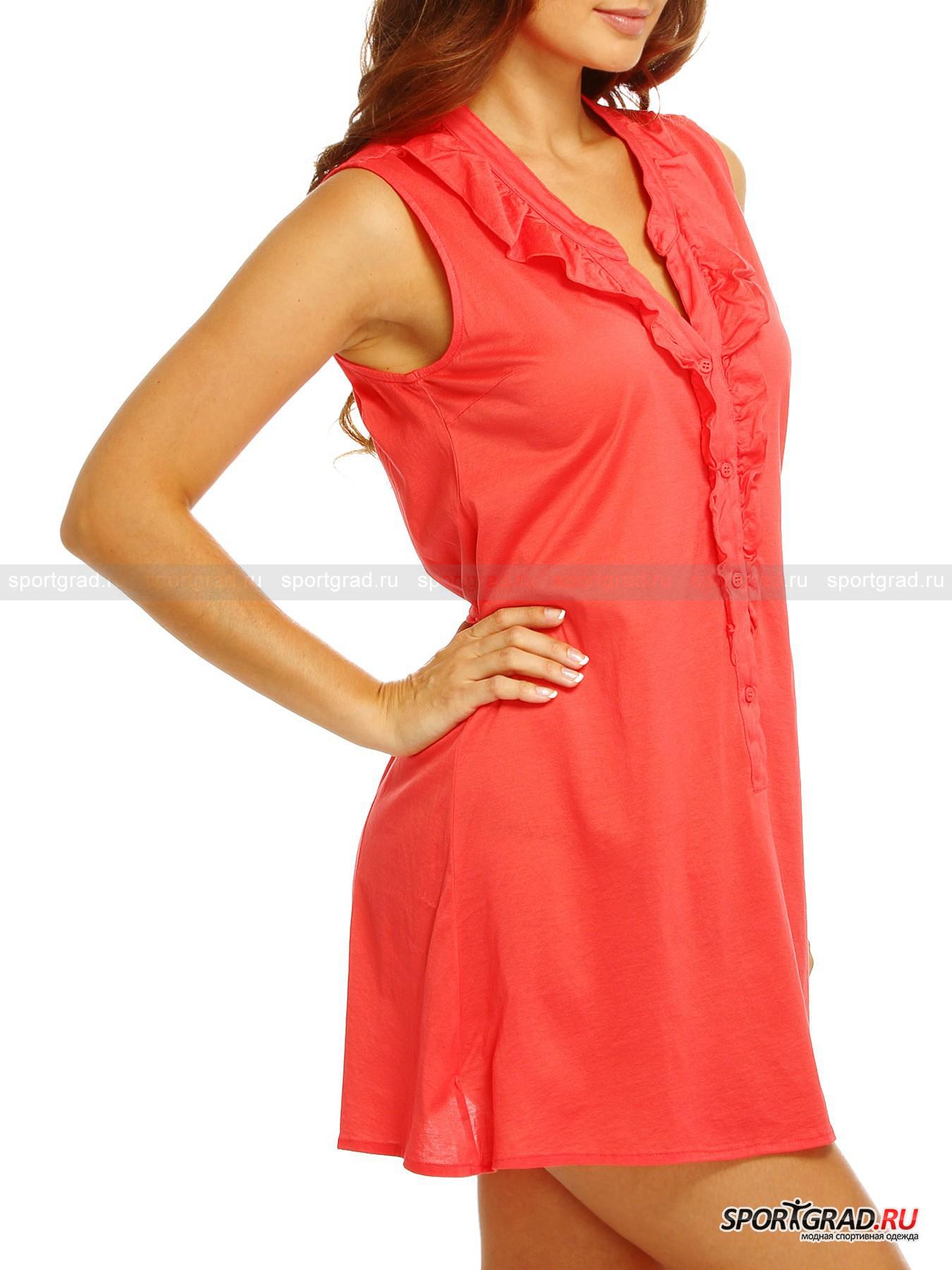 Платье-туника женское хлопковое DEHA от Спортград
