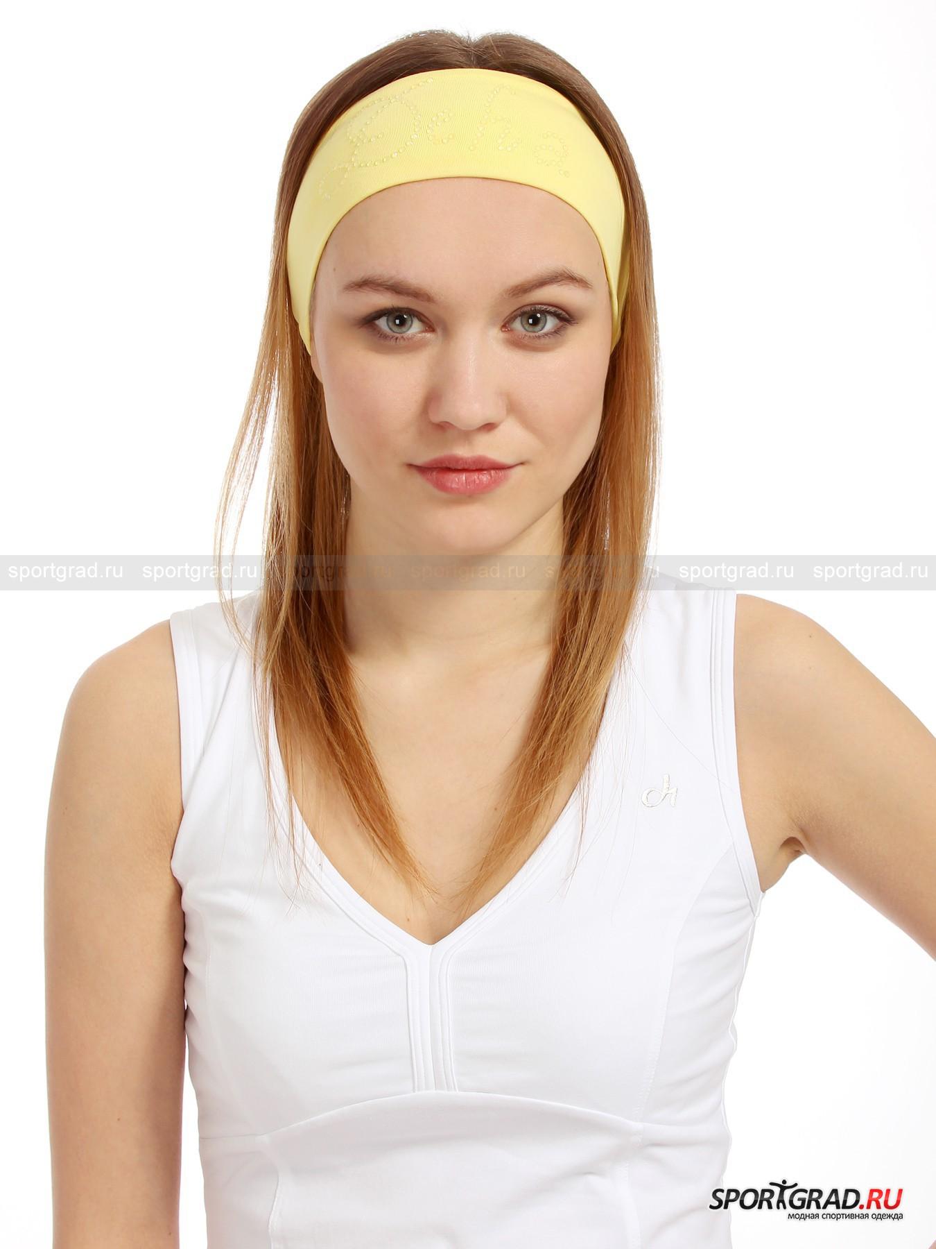 Фото девушек с повязками на лбу