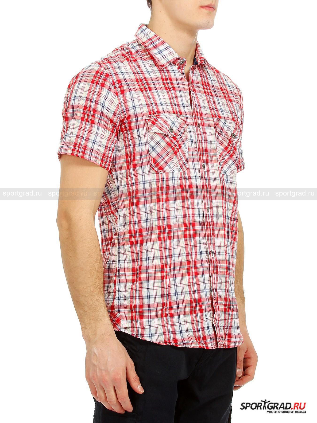 Рубашка мужская  Estefan FIRE & ICE от Спортград