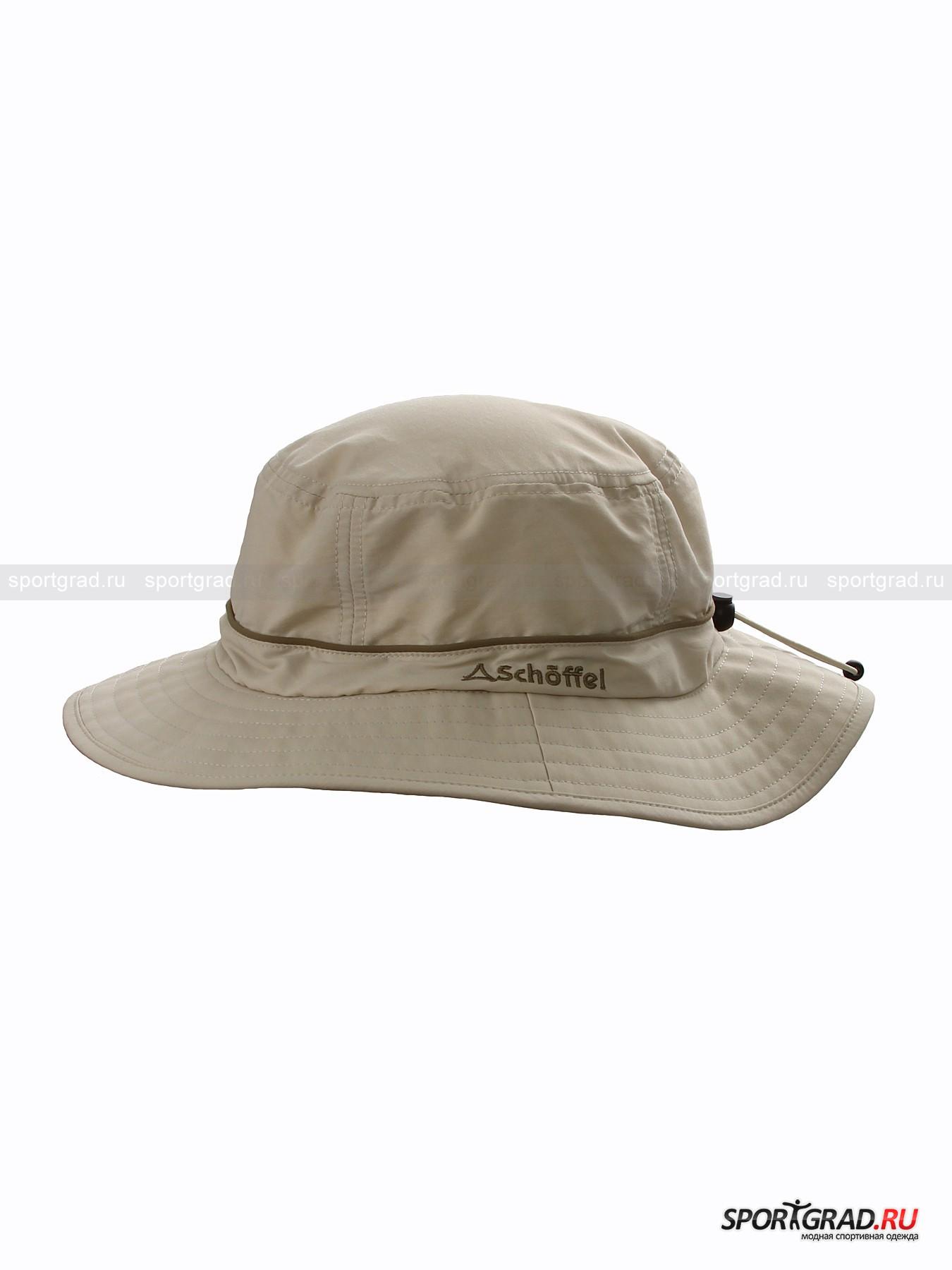 Шляпа женская для города и туризма Sunblock Hat SCHOFFEL