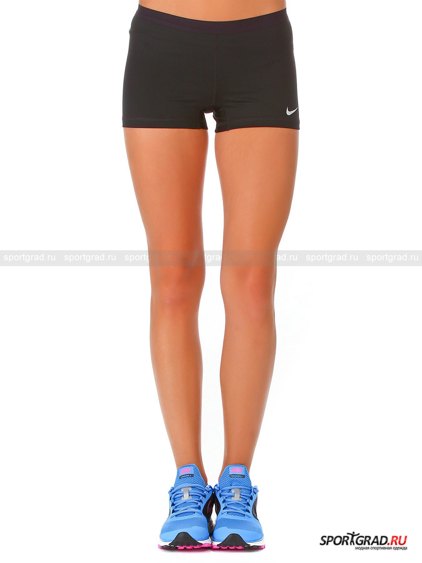 Шорты женские SLAM SHORT NIKE для тенниса