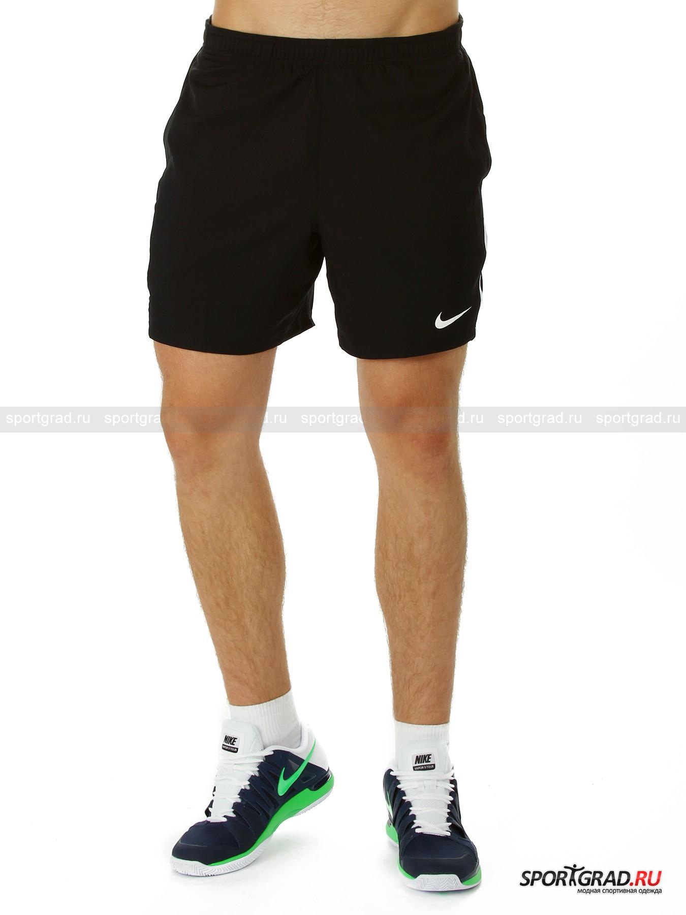 Шорты мужские хлопковые POWER 7 для игры в теннис