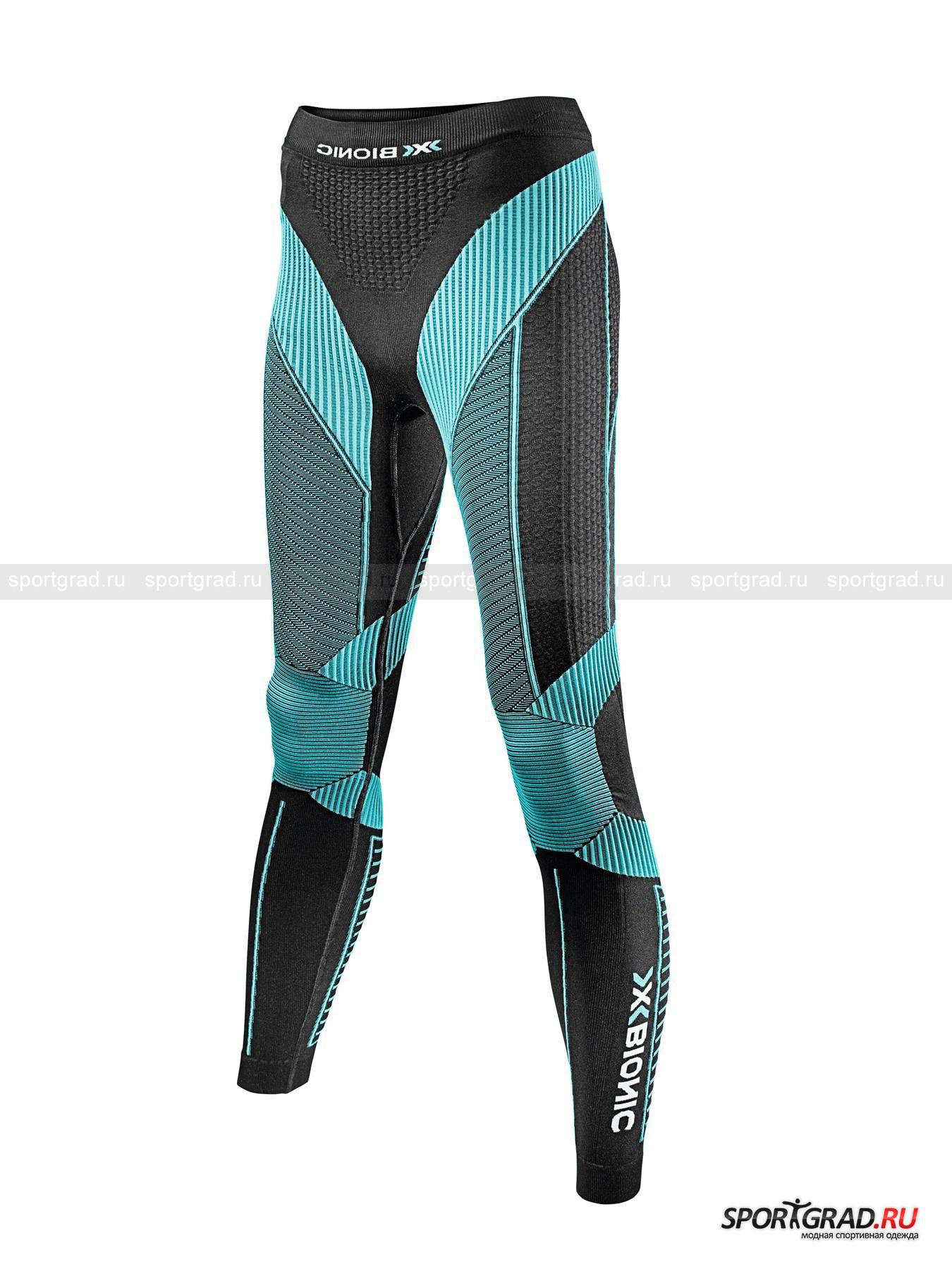 Белье: термолеггинсы женские Effektor power Running pants long X для бега