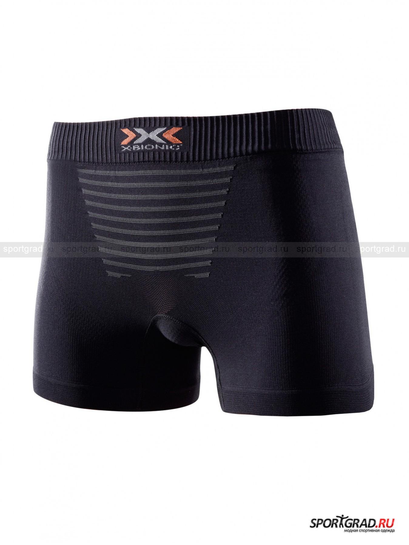 Белье: термобоксеры женские UNDERWEAR INVENT LT UW BOXER X-BIO для занятий спортом