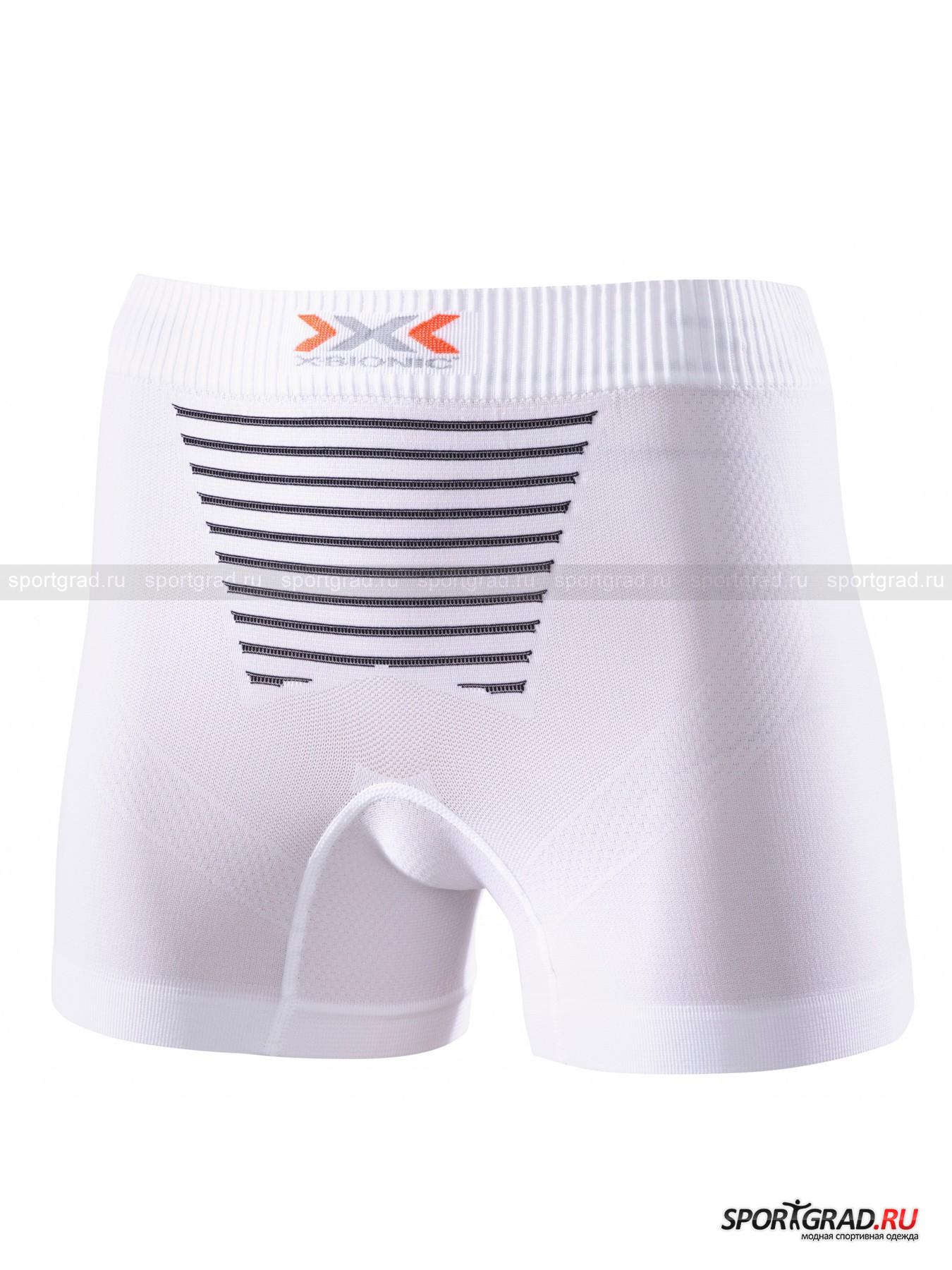 Белье: термобоксеры женские UNDERWEAR INVENT LT UW BOXER X-BIO для занятий спортом от Спортград