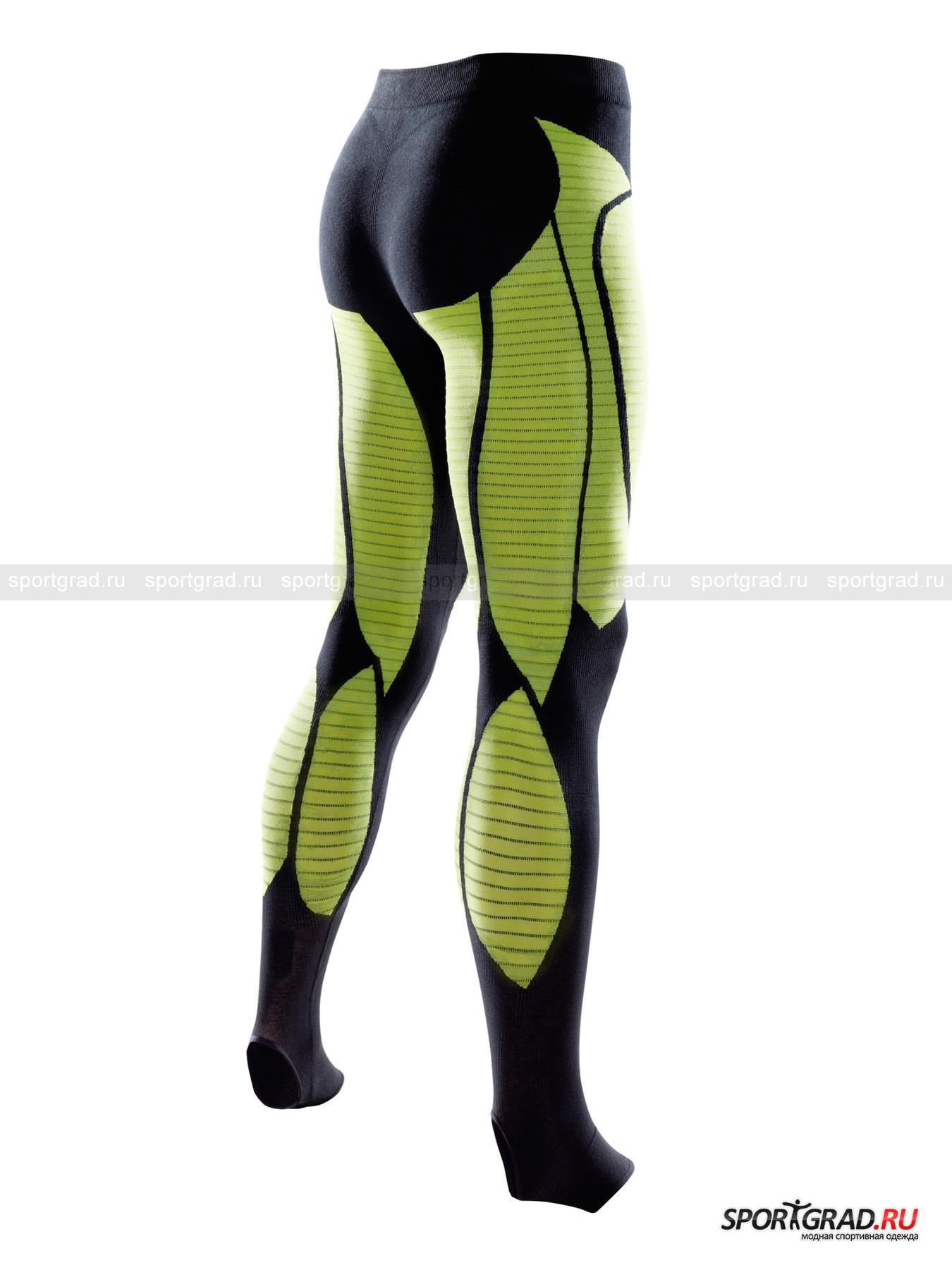 Белье: термолеггинсы мужские Precuperation Pant long X-BIONIC для сна и отдыха от Спортград