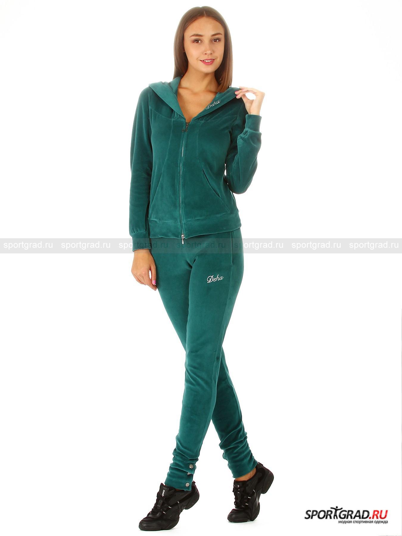 Костюм женский велюровый Track suit DEHA от Спортград